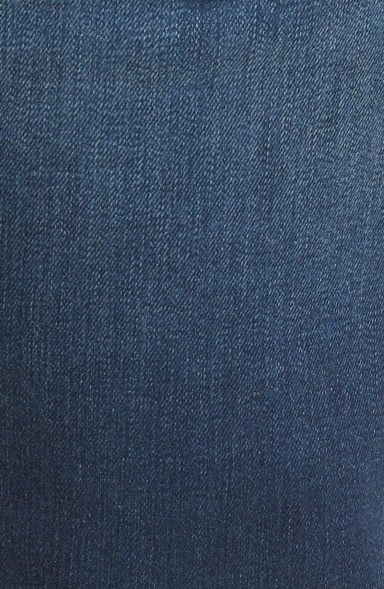 Geno Straight Leg Jeans,                             Alternate thumbnail 5, color,                             Indigo Lake