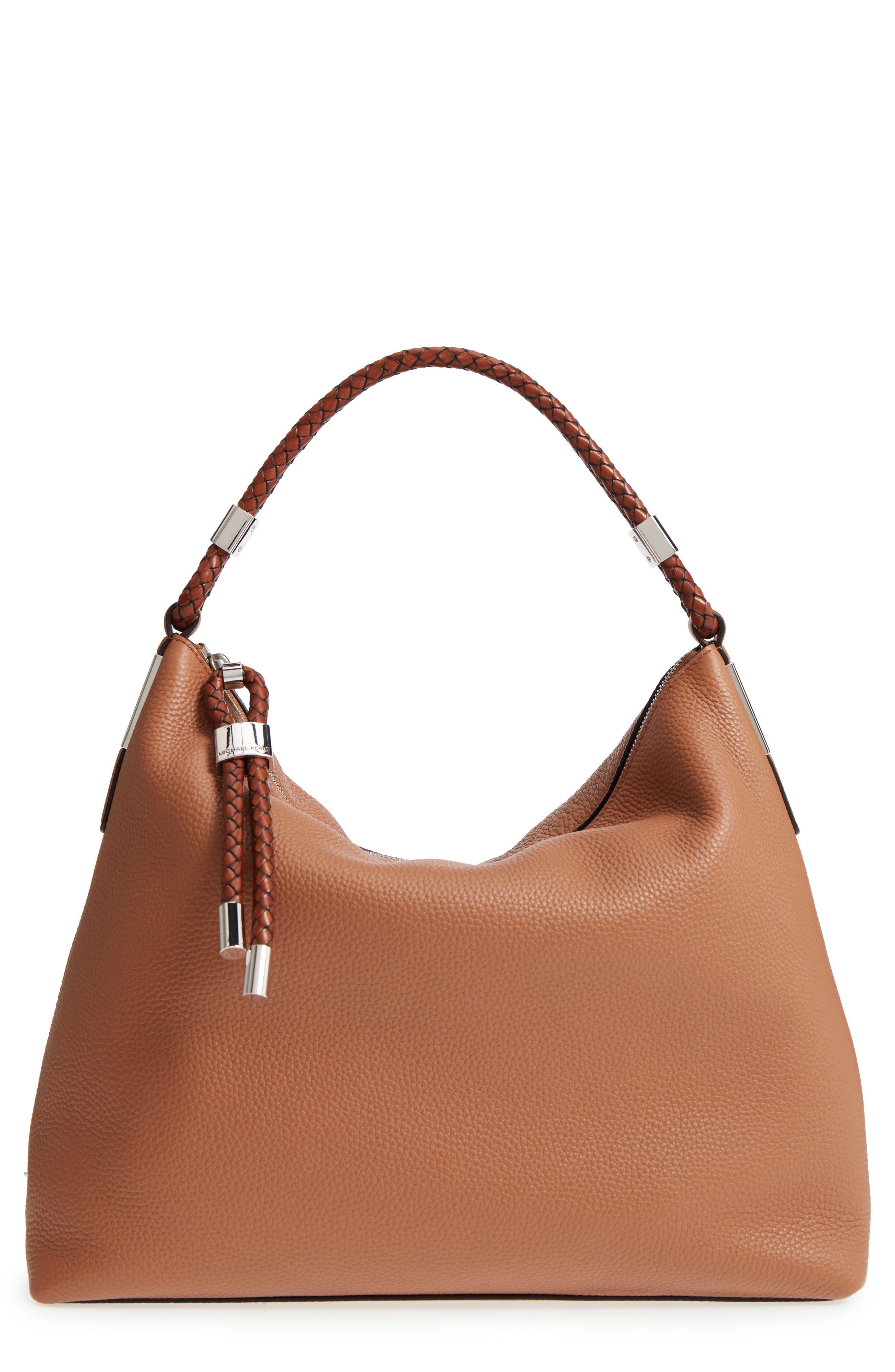 Michael Kors 'Skorpios' Slouchy Shoulder Bag
