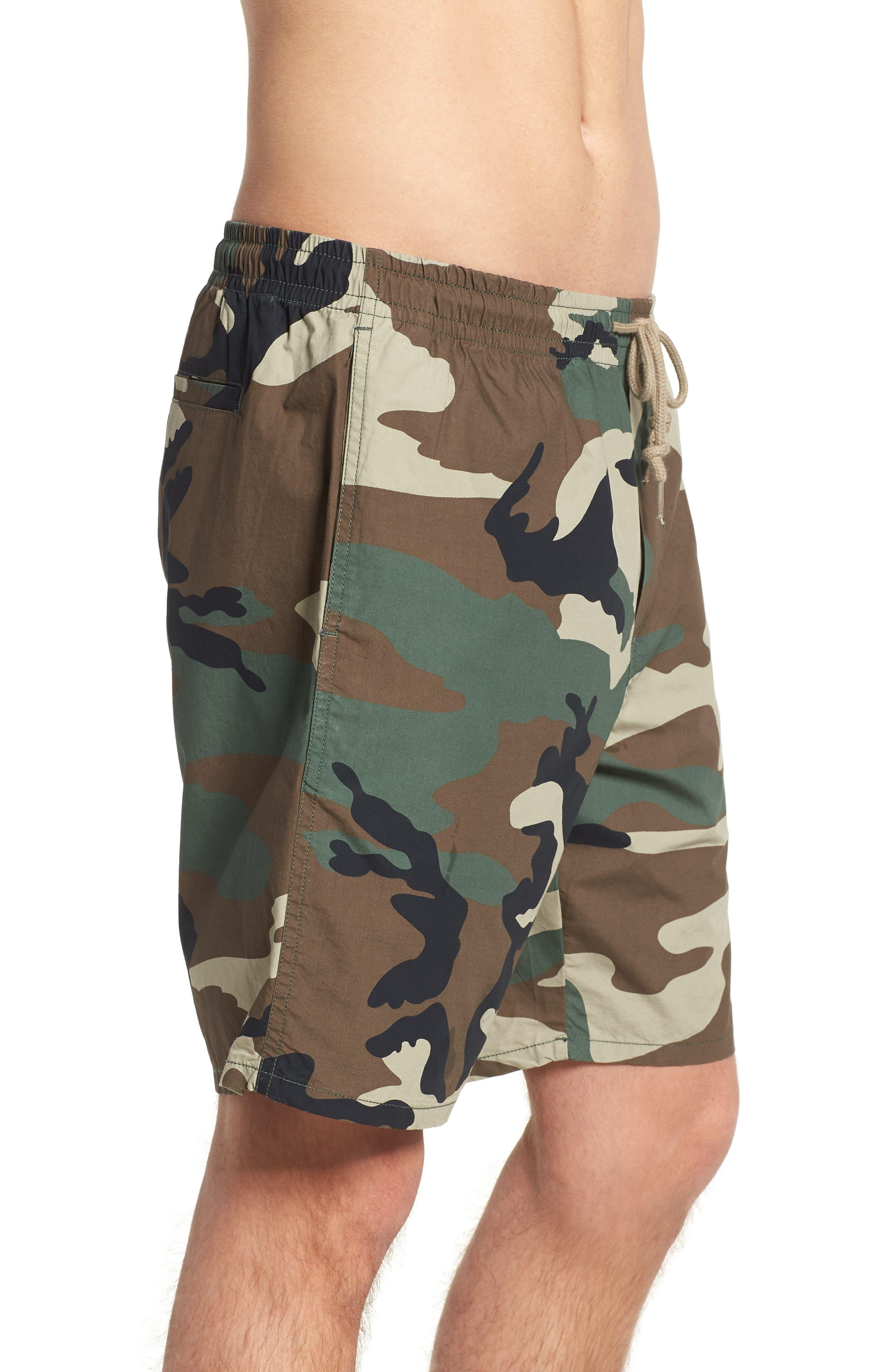 Subversion Shorts,                             Alternate thumbnail 3, color,                             Field Camo