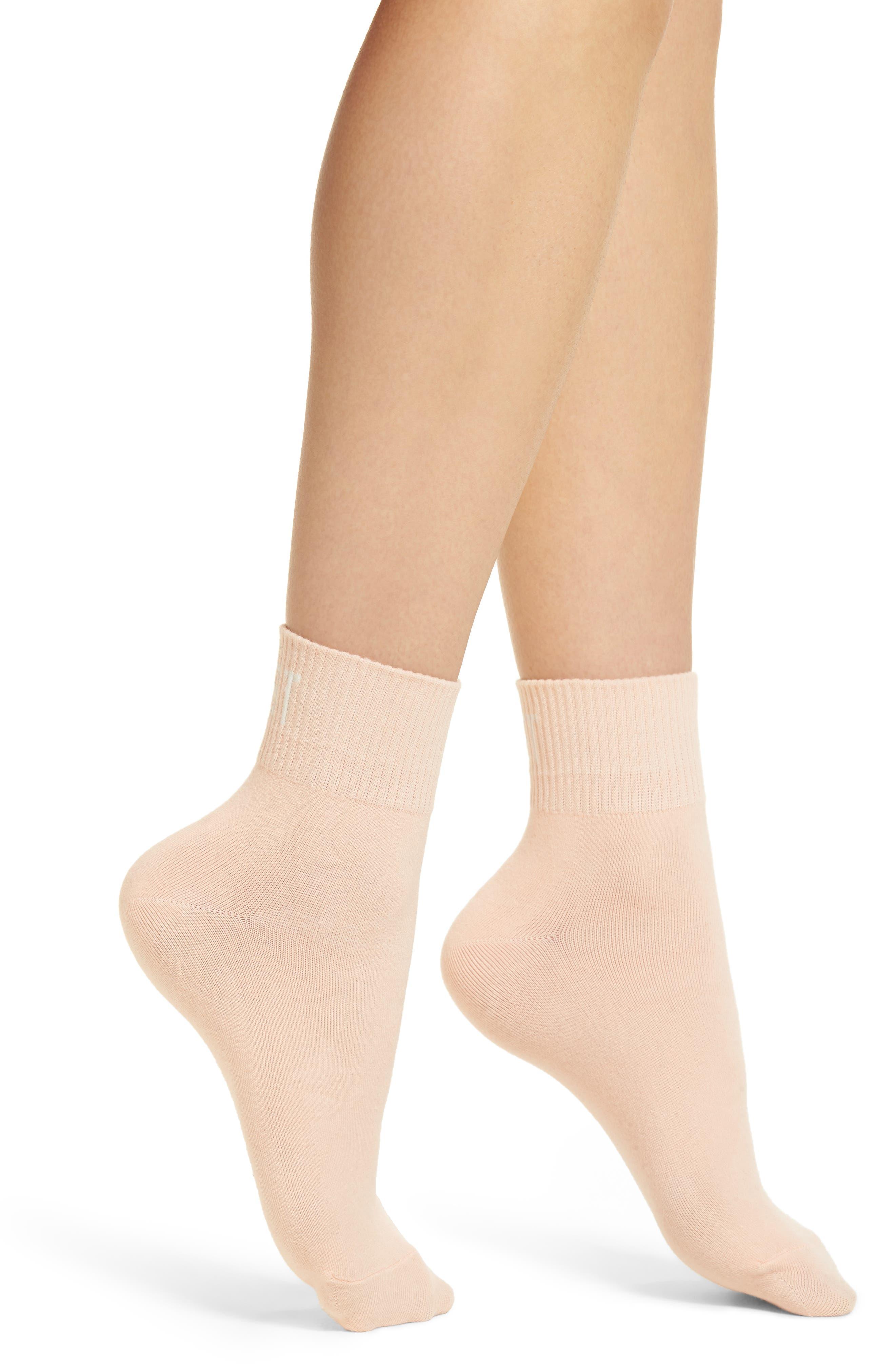 Richer Poorer Get Lost Ankle Socks