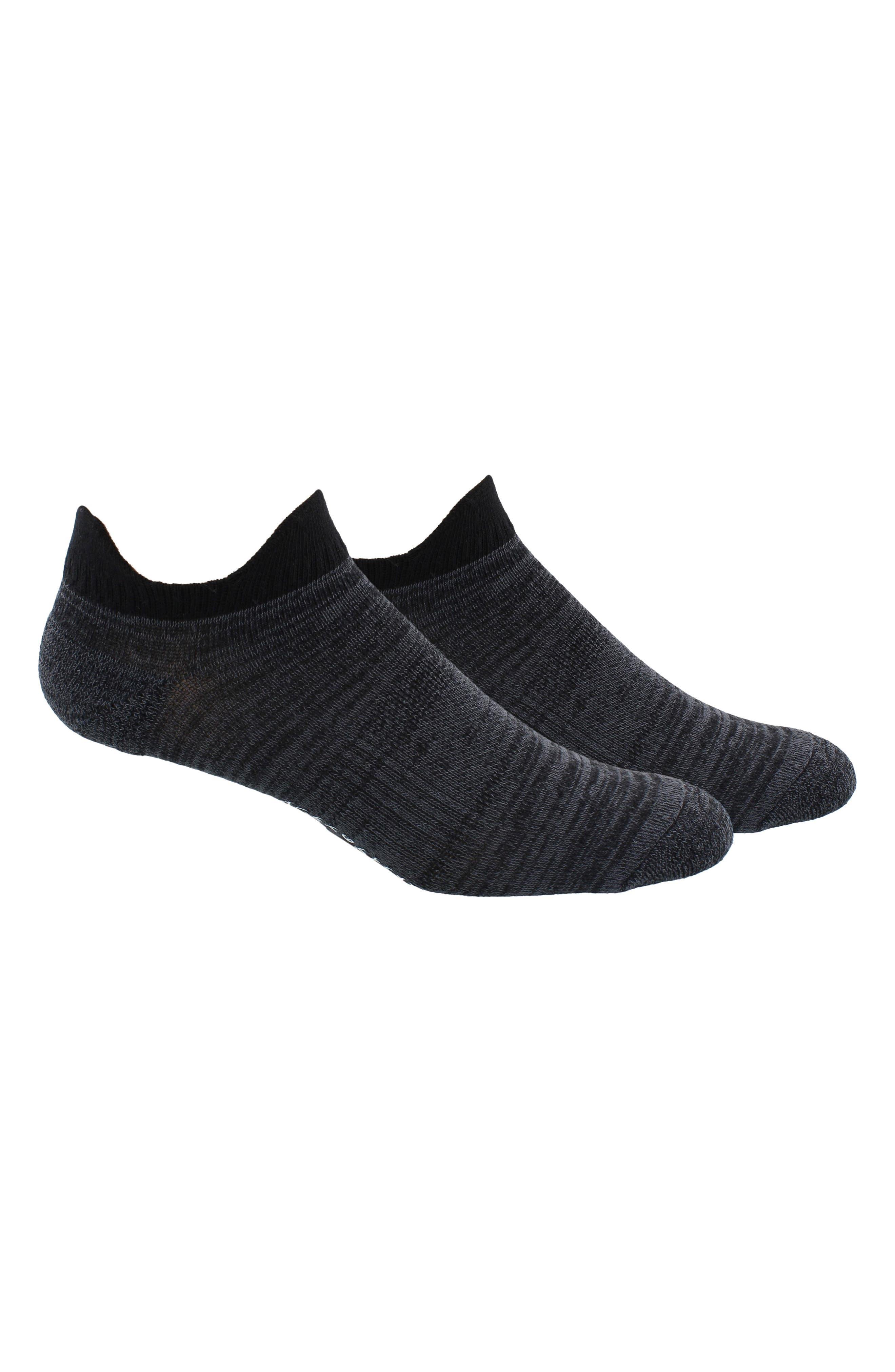 Original NMD Footie Socks,                             Alternate thumbnail 3, color,                             Black
