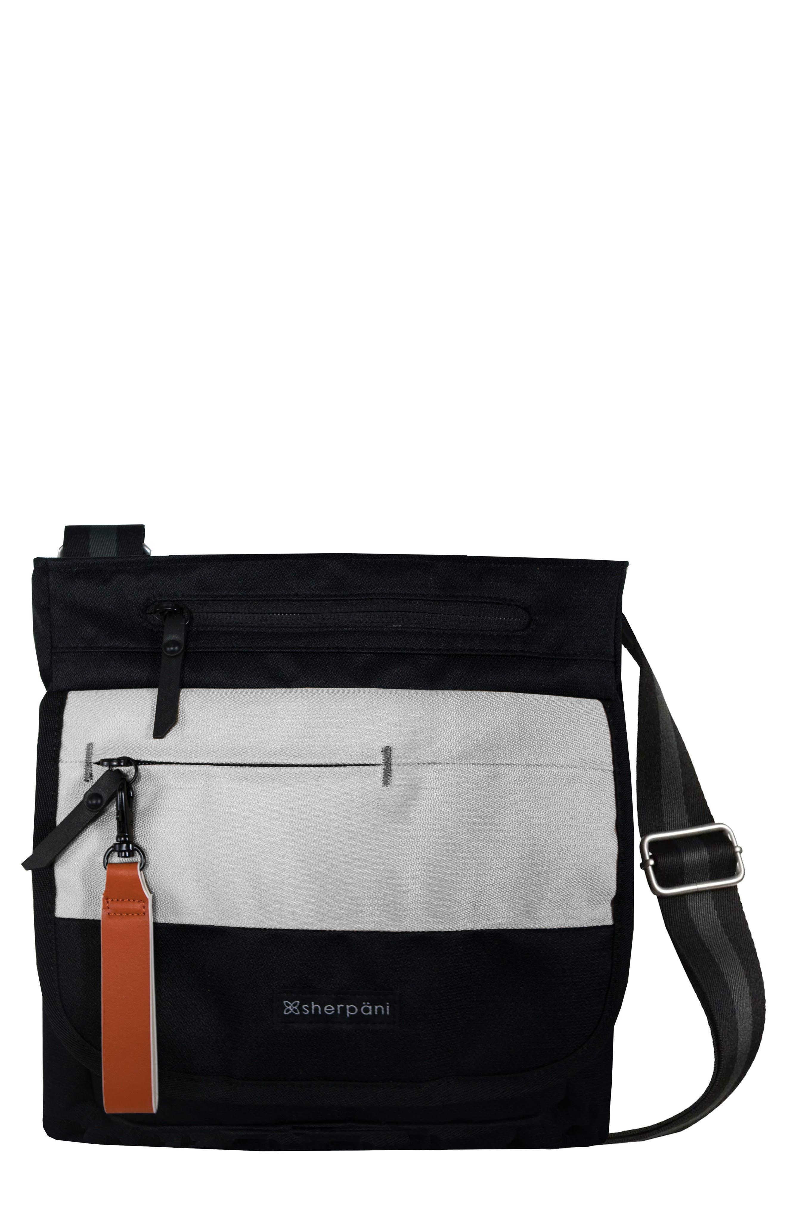 Jag FRFID Crossbody Bag,                         Main,                         color, Birch