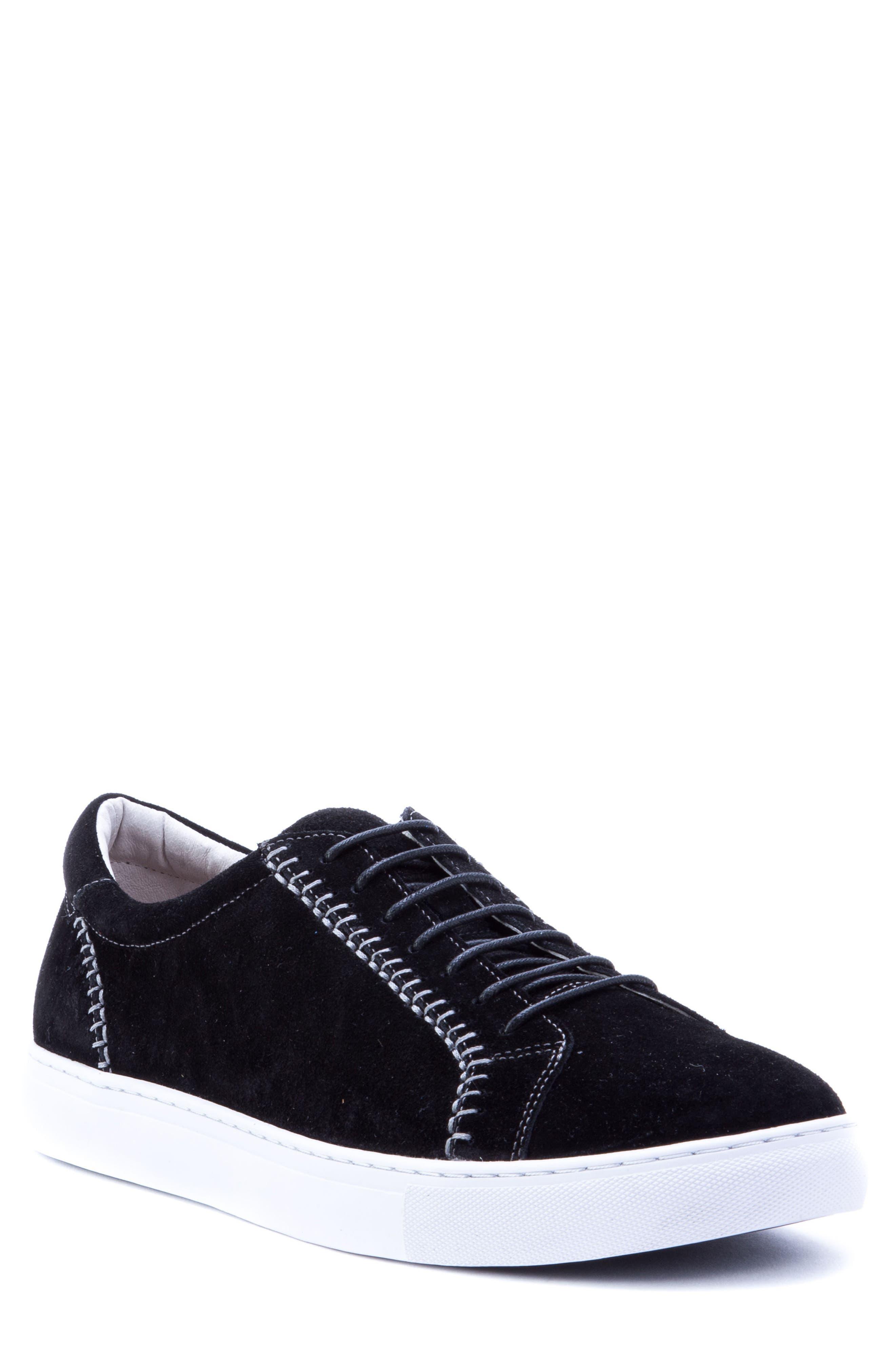 Robert Graham Calle Low Top Sneaker (Men)