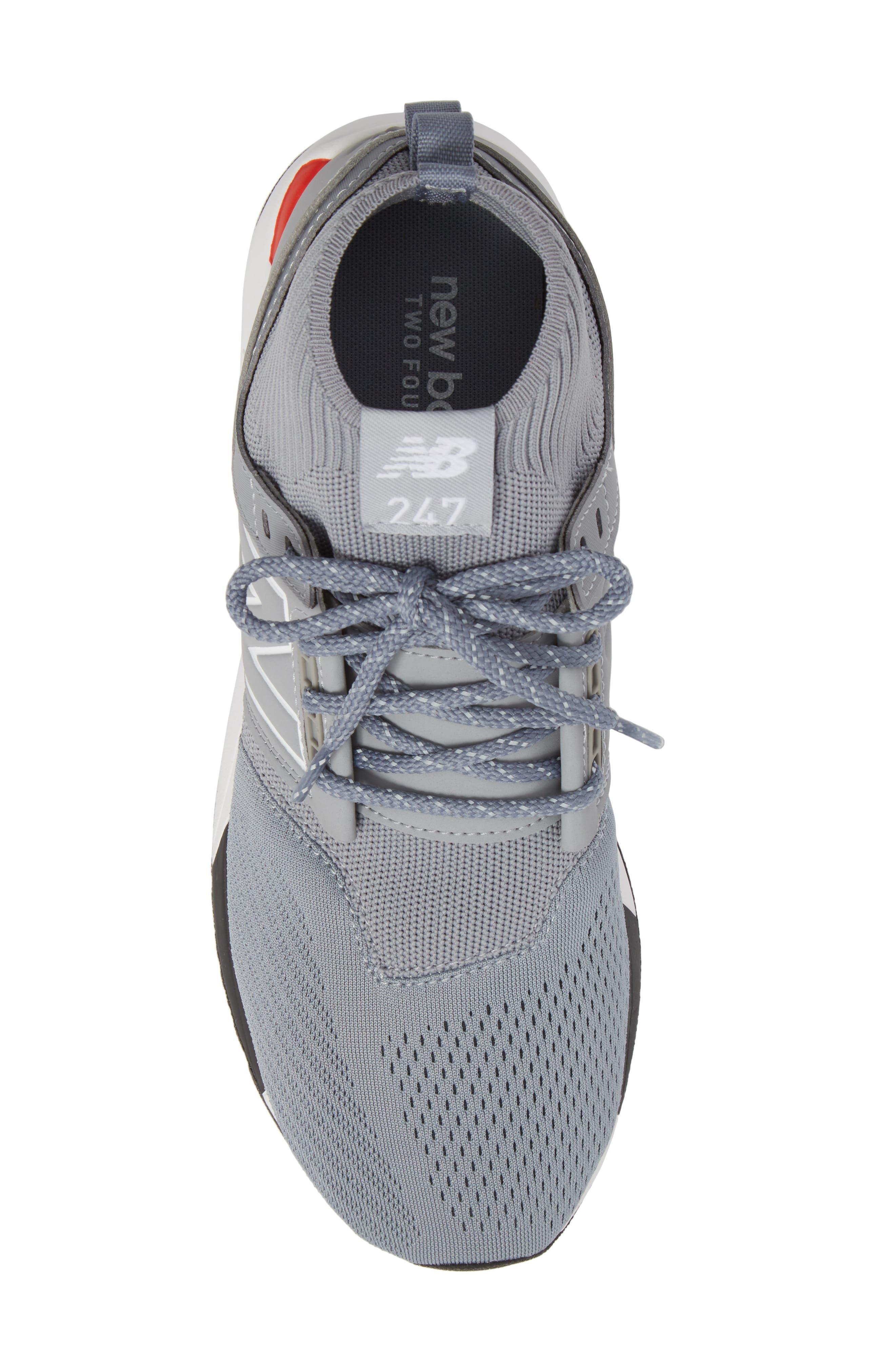 Alternate Image 5  - New Balance 247 Mid Sneaker (Men)
