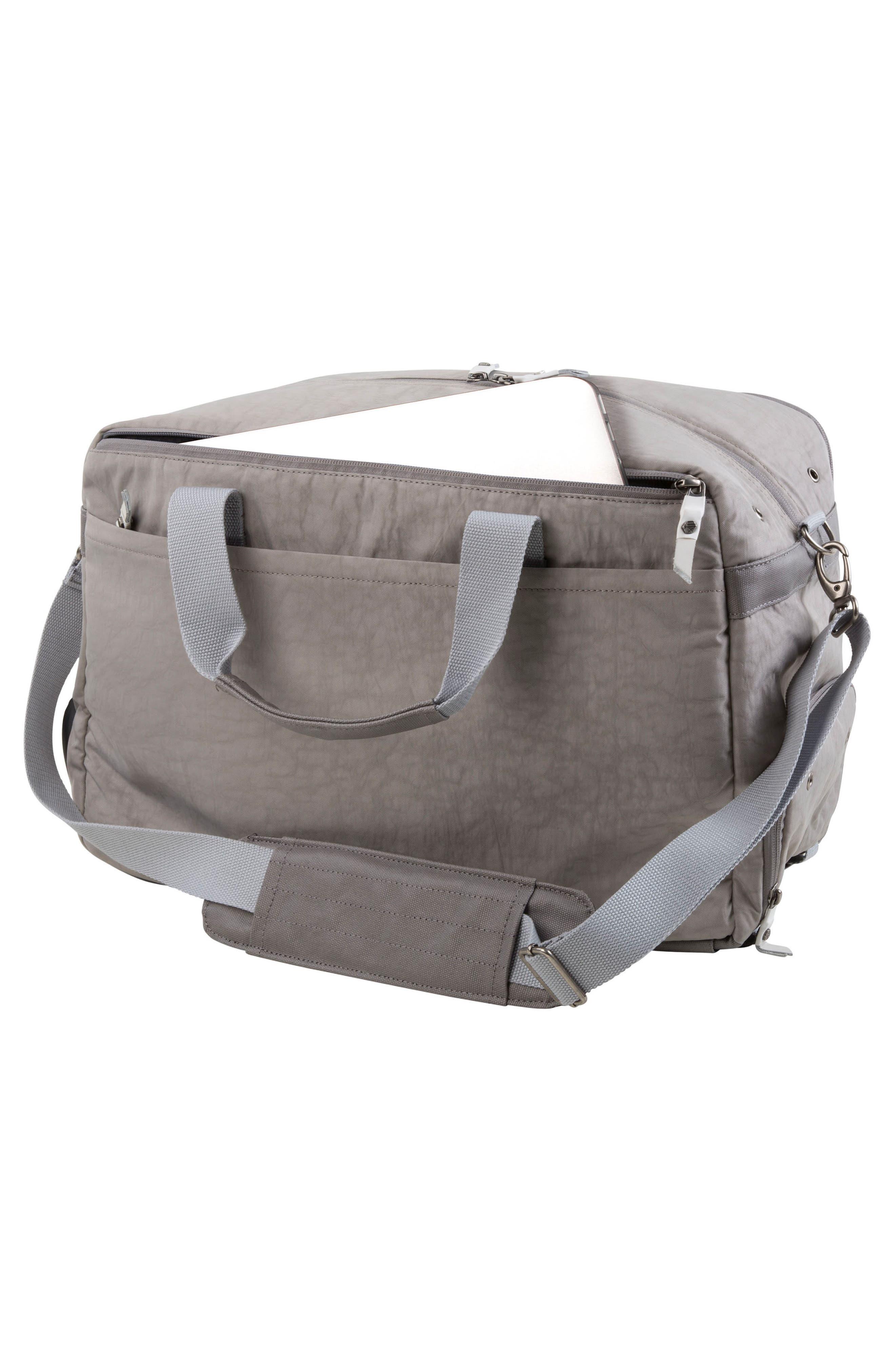 Calibre Convertible Duffel Bag,                             Alternate thumbnail 2, color,                             Strata Grey