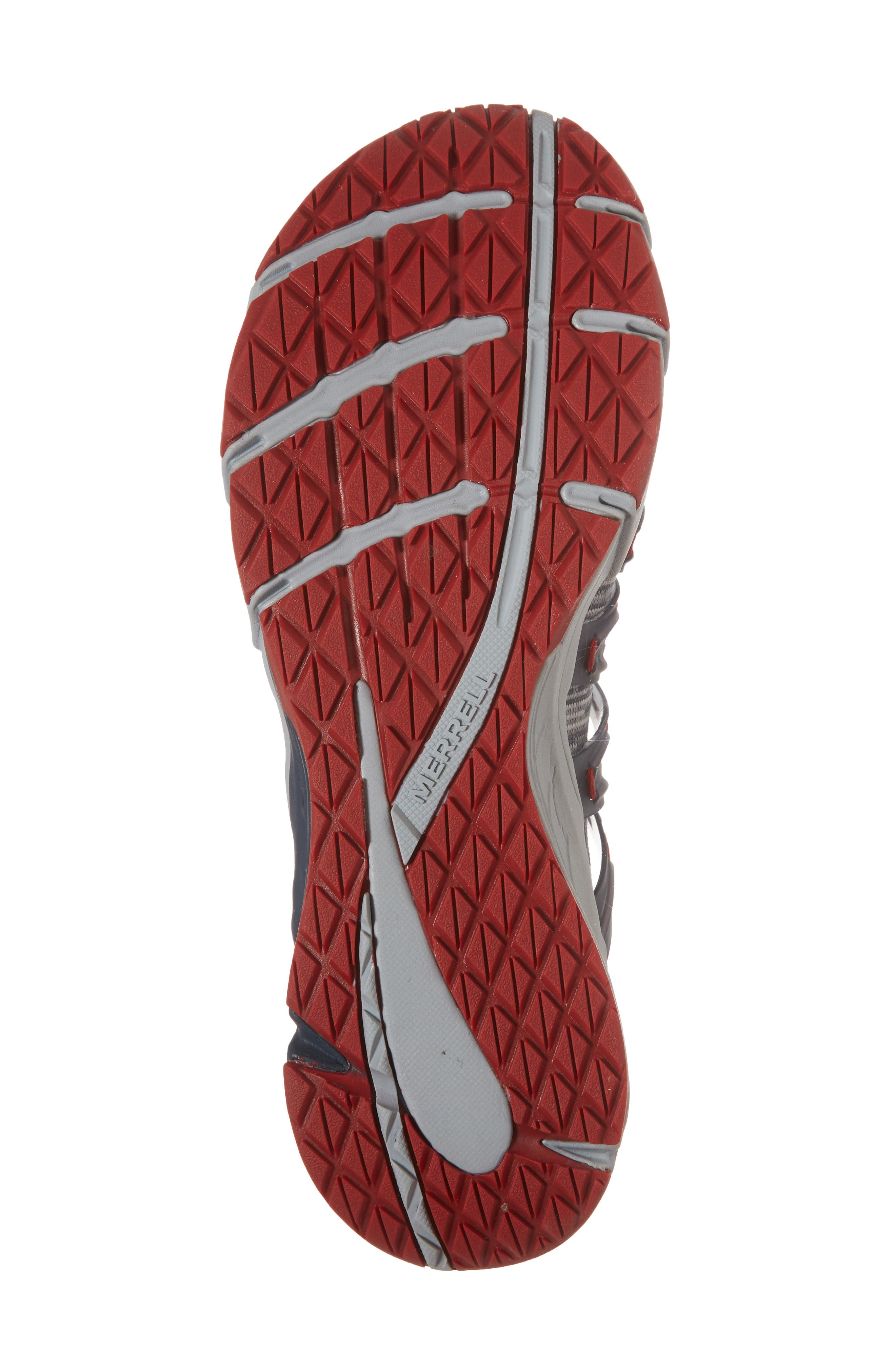 Bare Access Flex Knit Running Shoe,                             Alternate thumbnail 6, color,                             Vapor