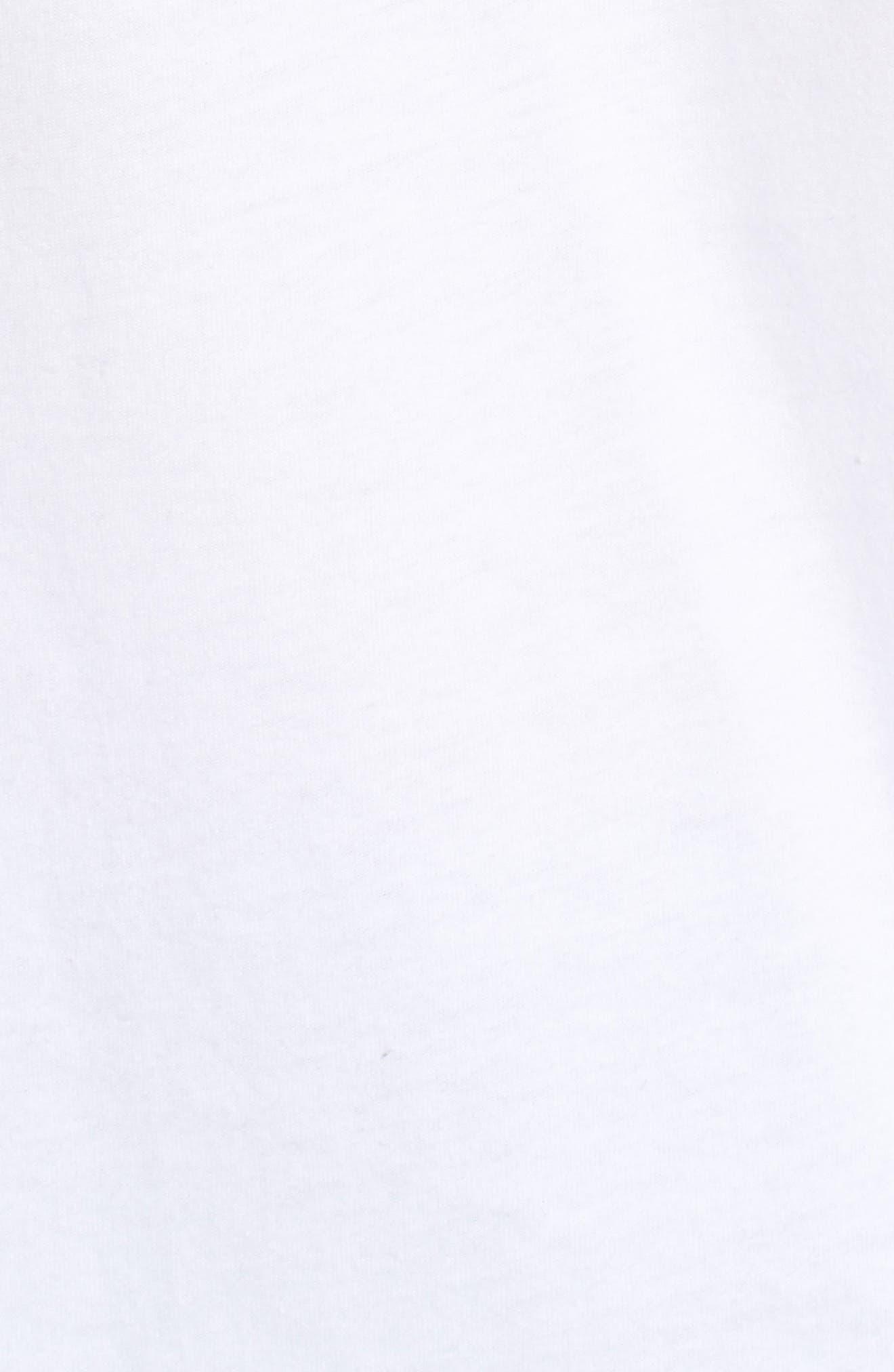 T-Joe T-Shirt,                             Alternate thumbnail 4, color,                             White