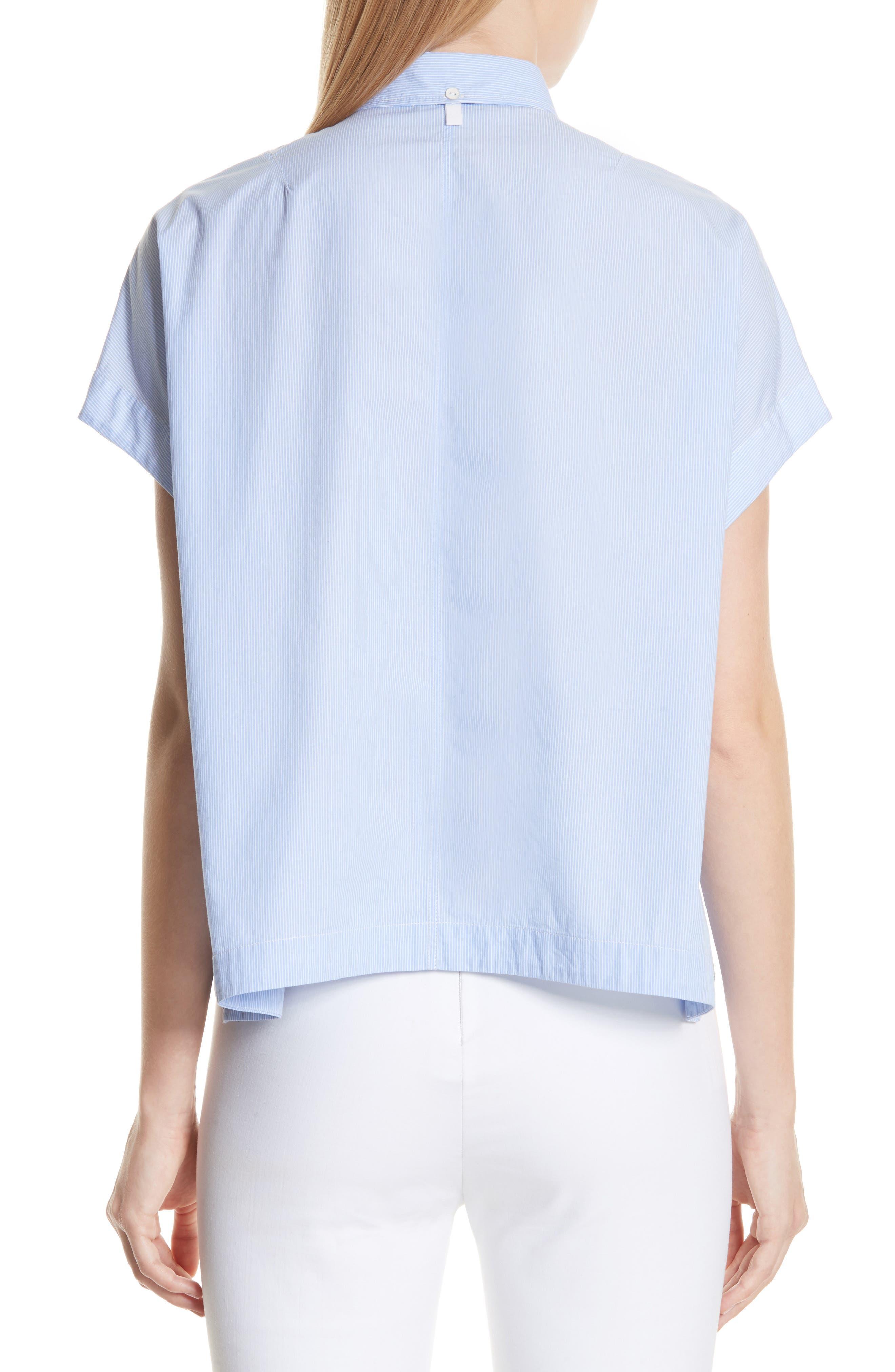 Pearson Shirt,                             Alternate thumbnail 2, color,                             Light Blue Multi