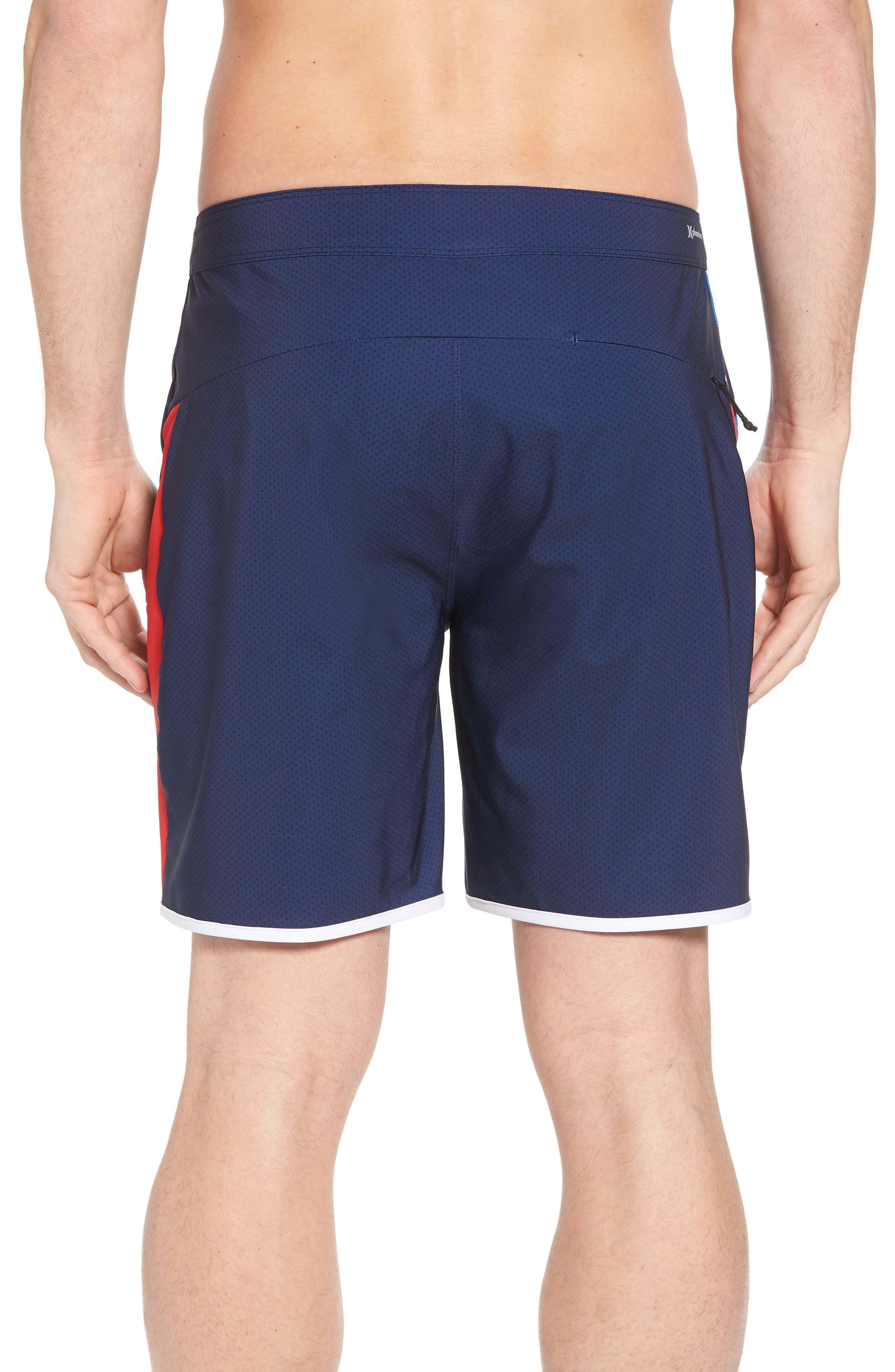 Phantom USA Away National Team Swim Shorts,                             Alternate thumbnail 2, color,                             Midnight Navy