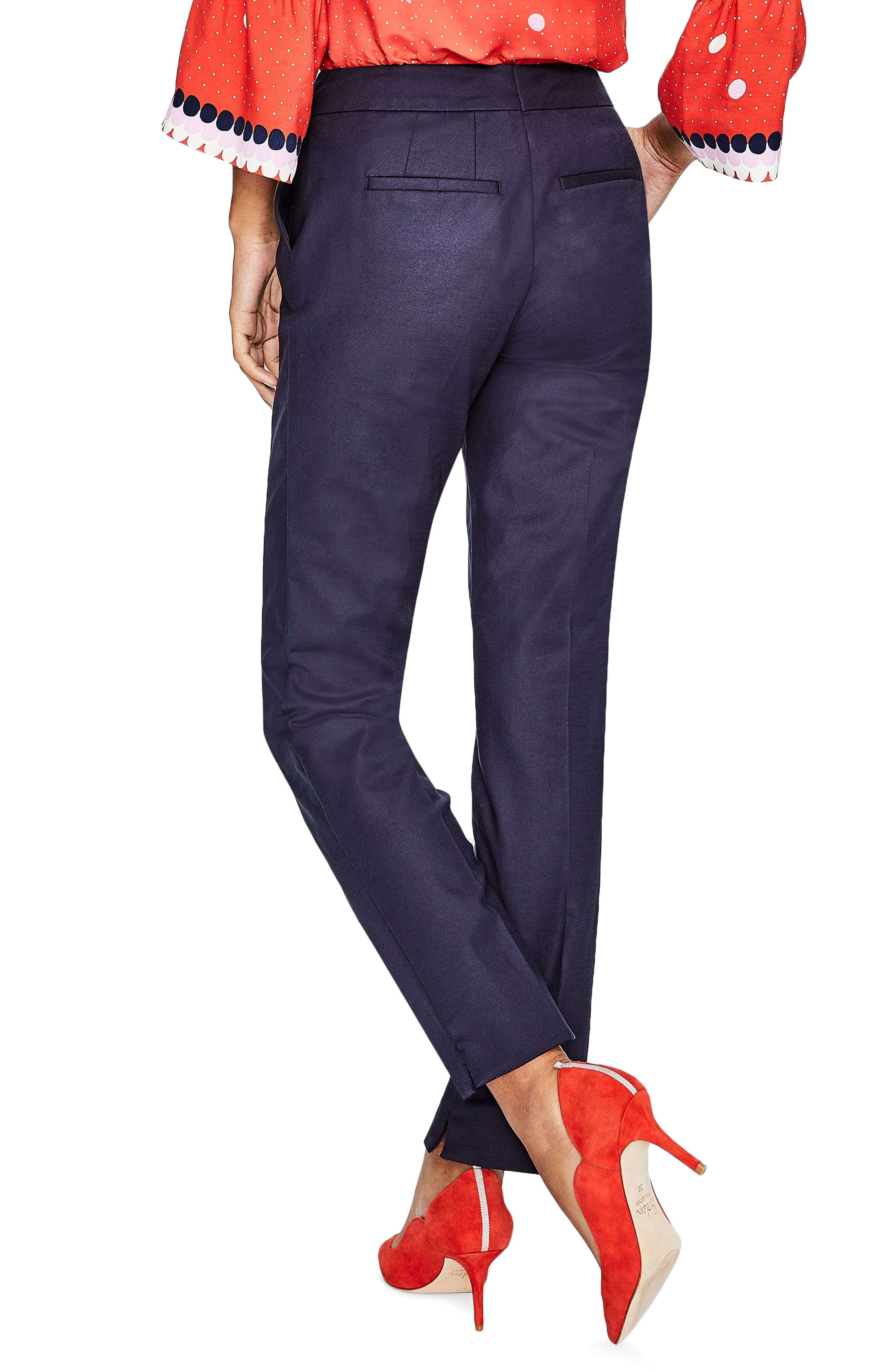 Alternate Image 3  - Boden Richmond Stretch Cotton Trousers