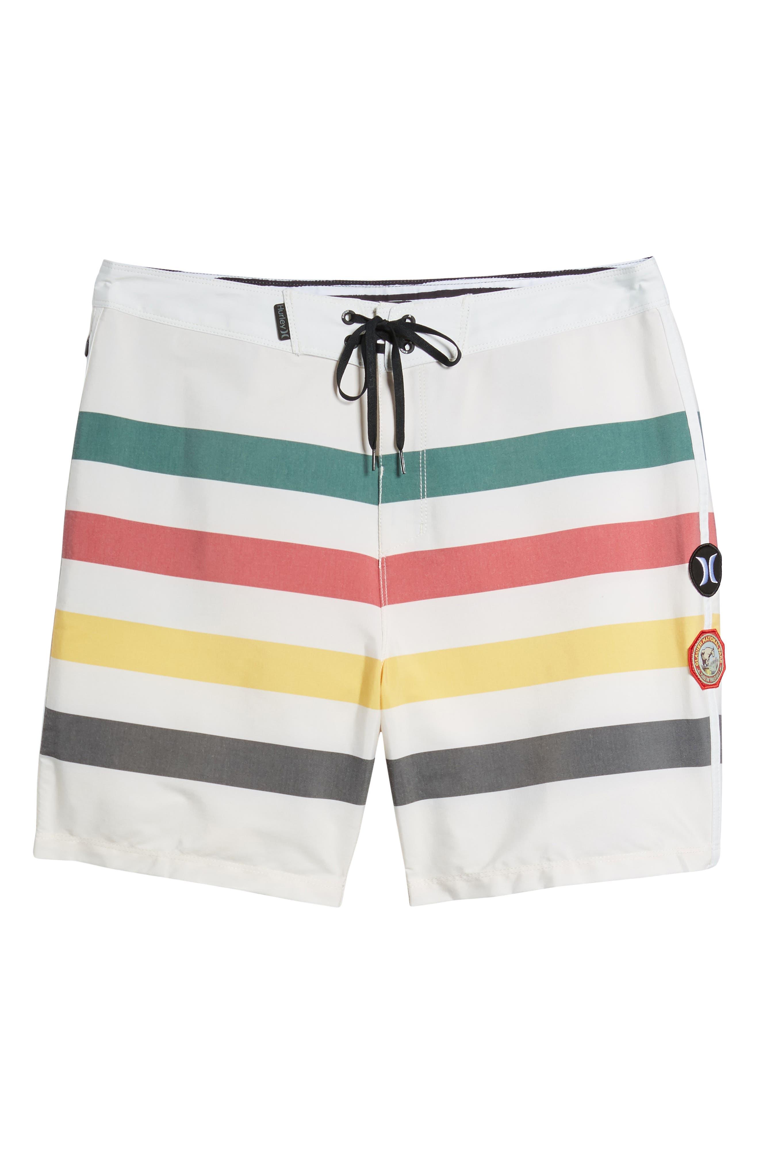 x Pendleton Grand Glacier Board Shorts,                             Alternate thumbnail 6, color,                             Sail