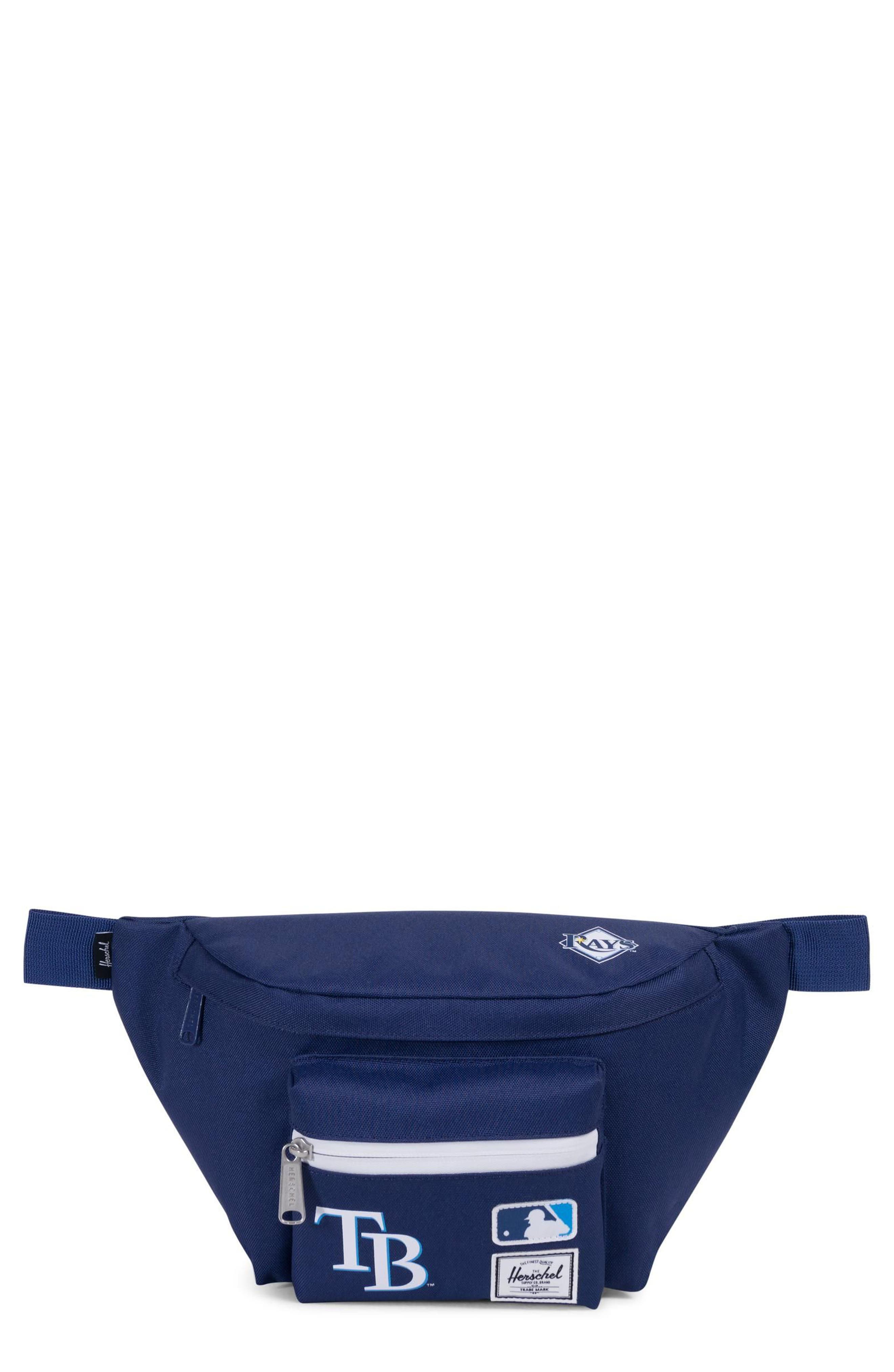 MLB American League Hip Pack,                         Main,                         color, Tampa Bay Rays