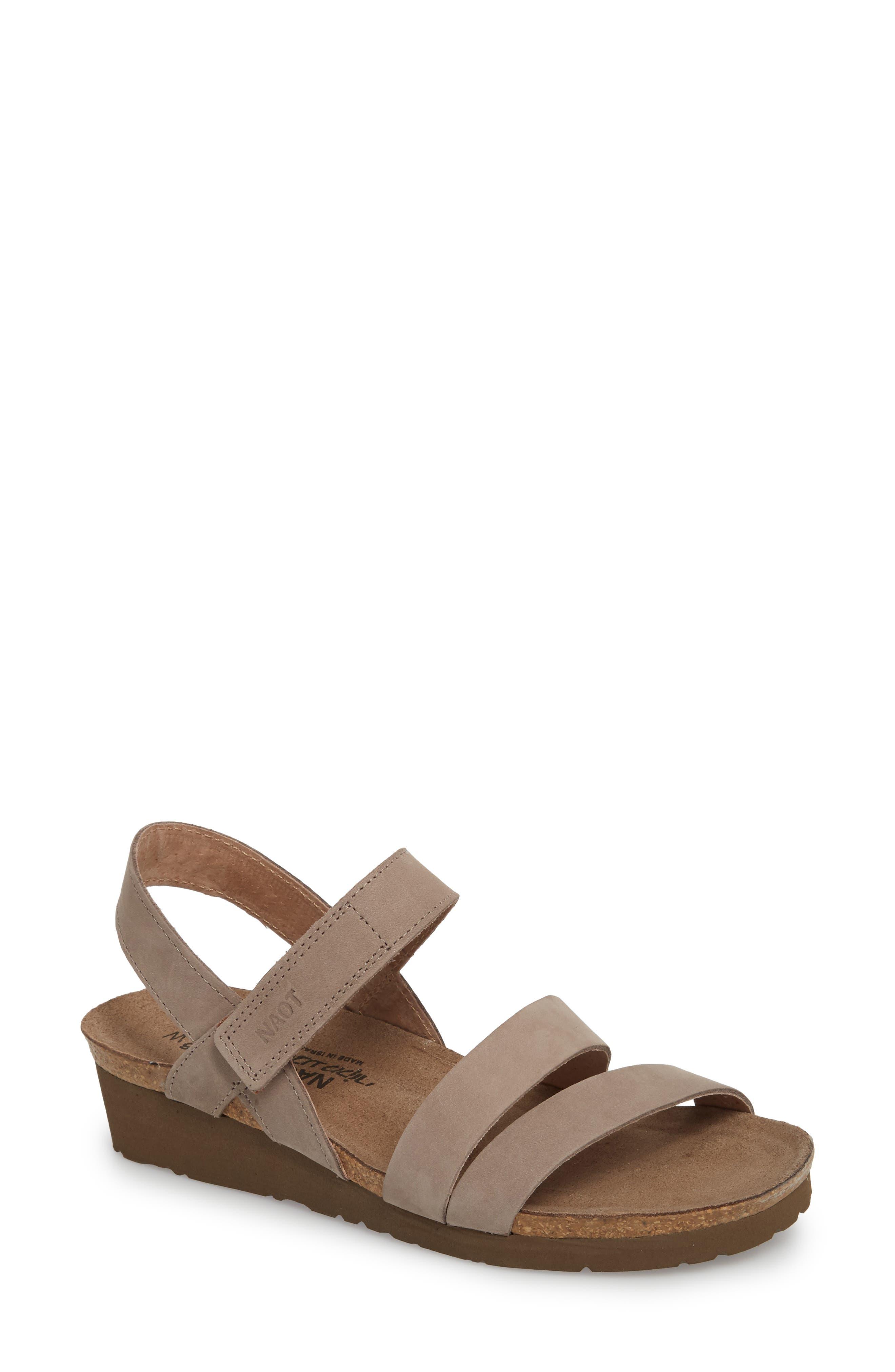 Naot Kayla Wedge Sandal (Women)