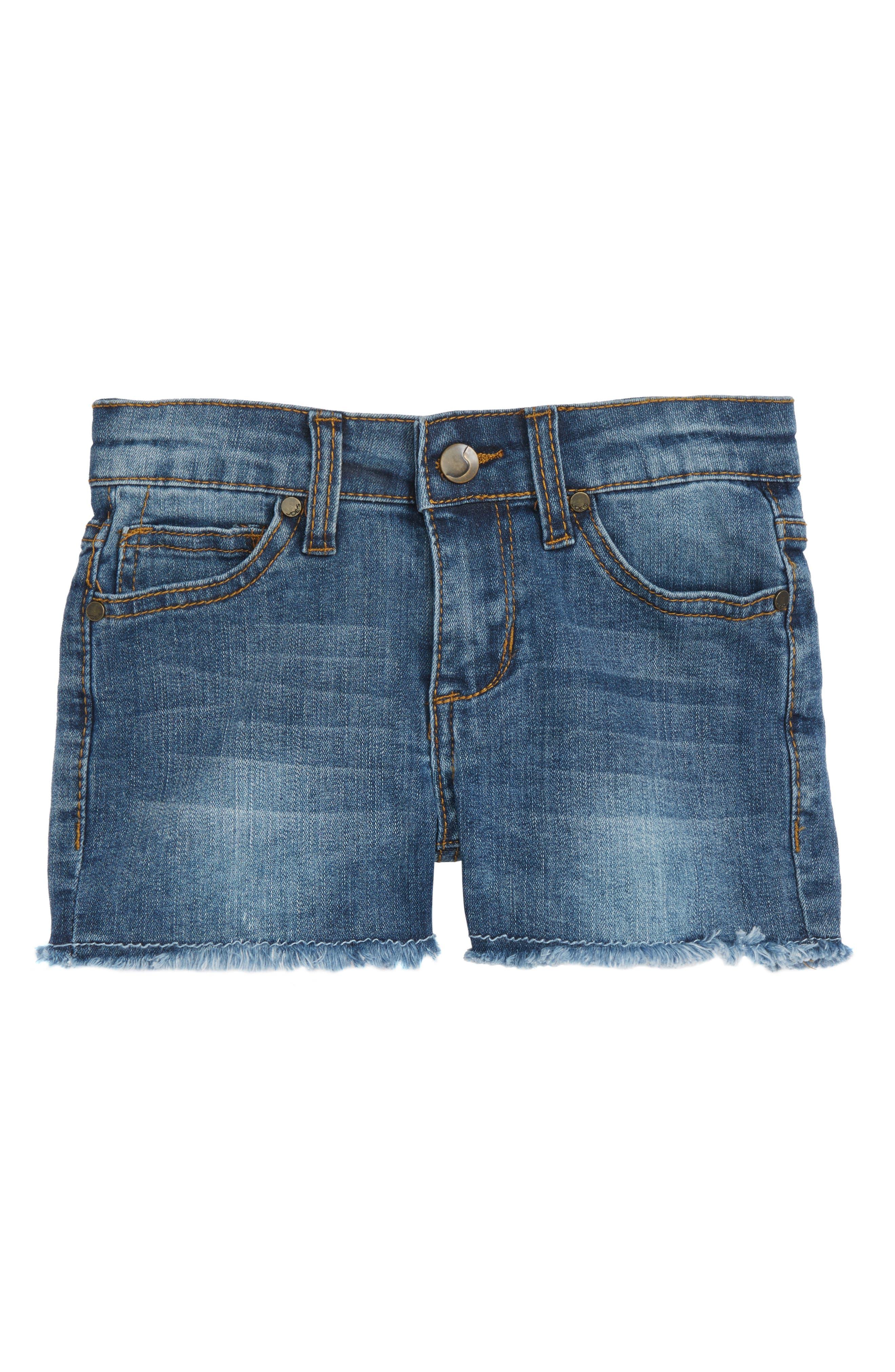 Joe's Markie Cutoff Denim Shorts (Toddler Girls & Little Girls)