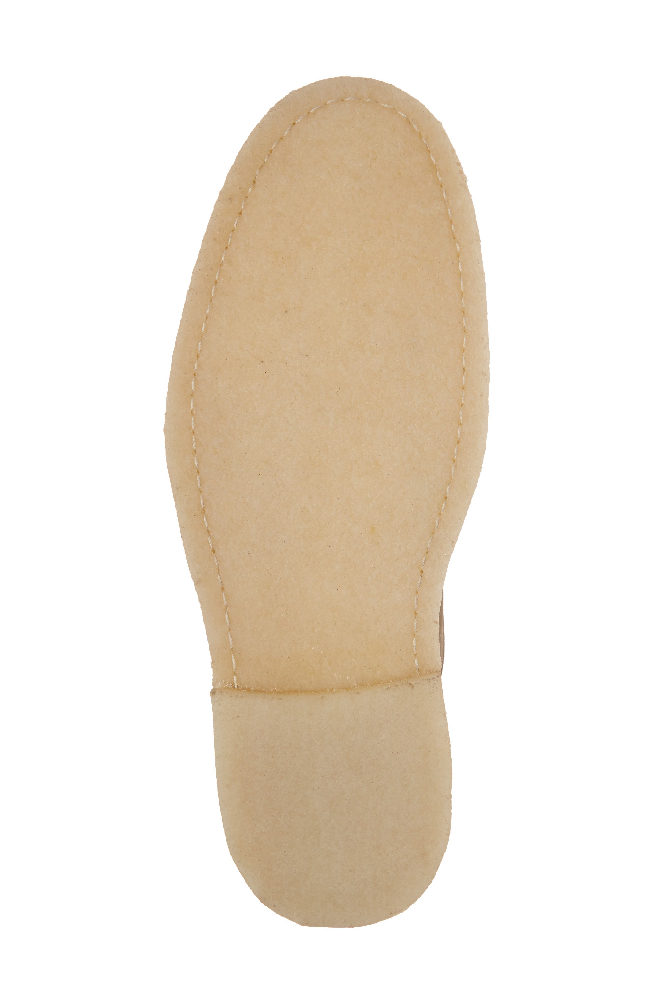 Stitchout Chukka Boot,                             Alternate thumbnail 6, color,                             Sand Suede