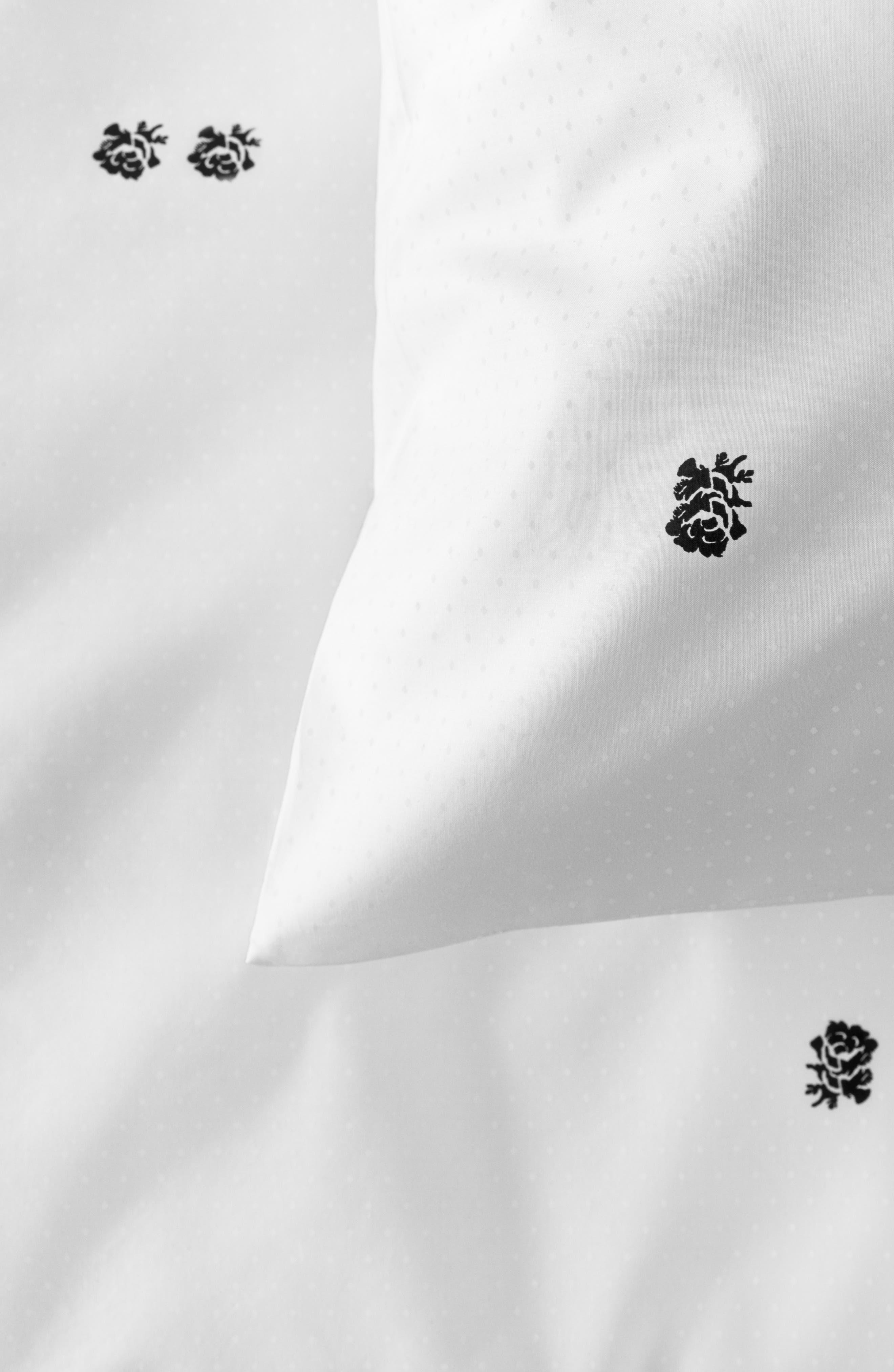 Clone Comforter,                             Alternate thumbnail 5, color,                             White