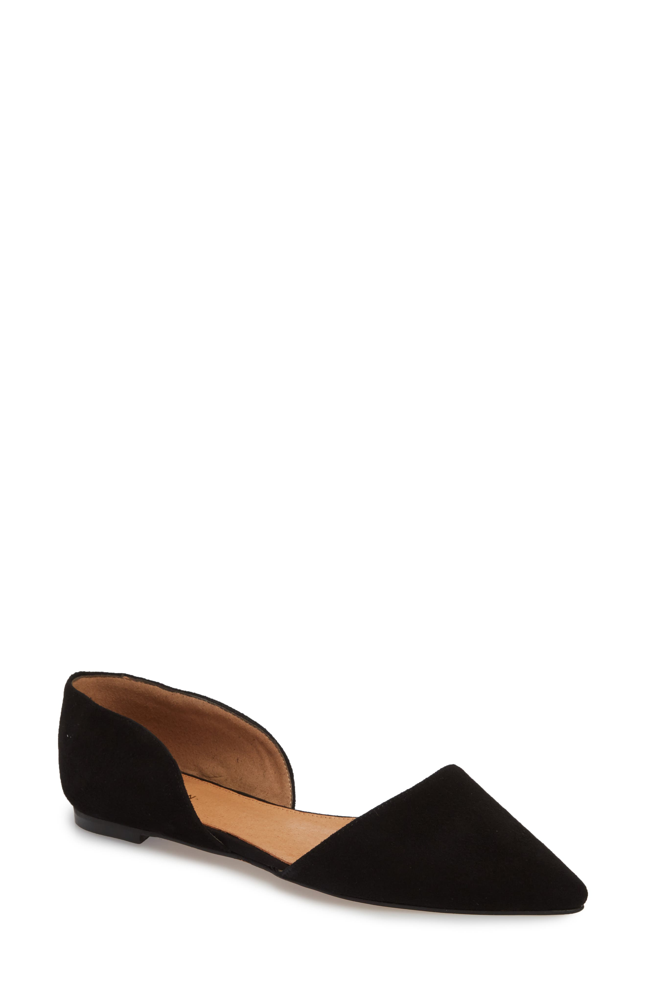 Halogen® Maisy d'Orsay Flat (Women)