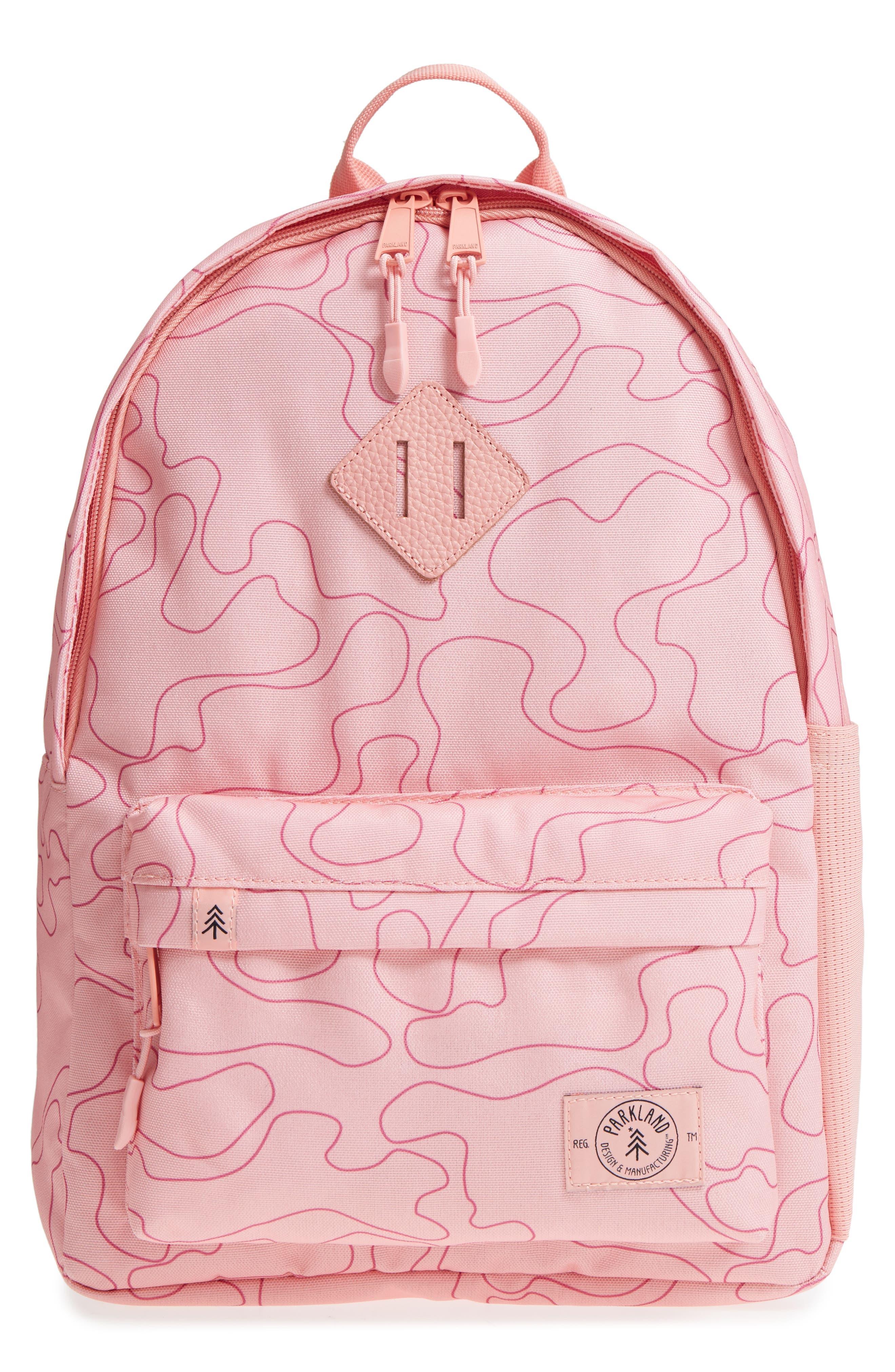 Bayside Shadow Camo Backpack,                         Main,                         color, Shadow Camo Girls