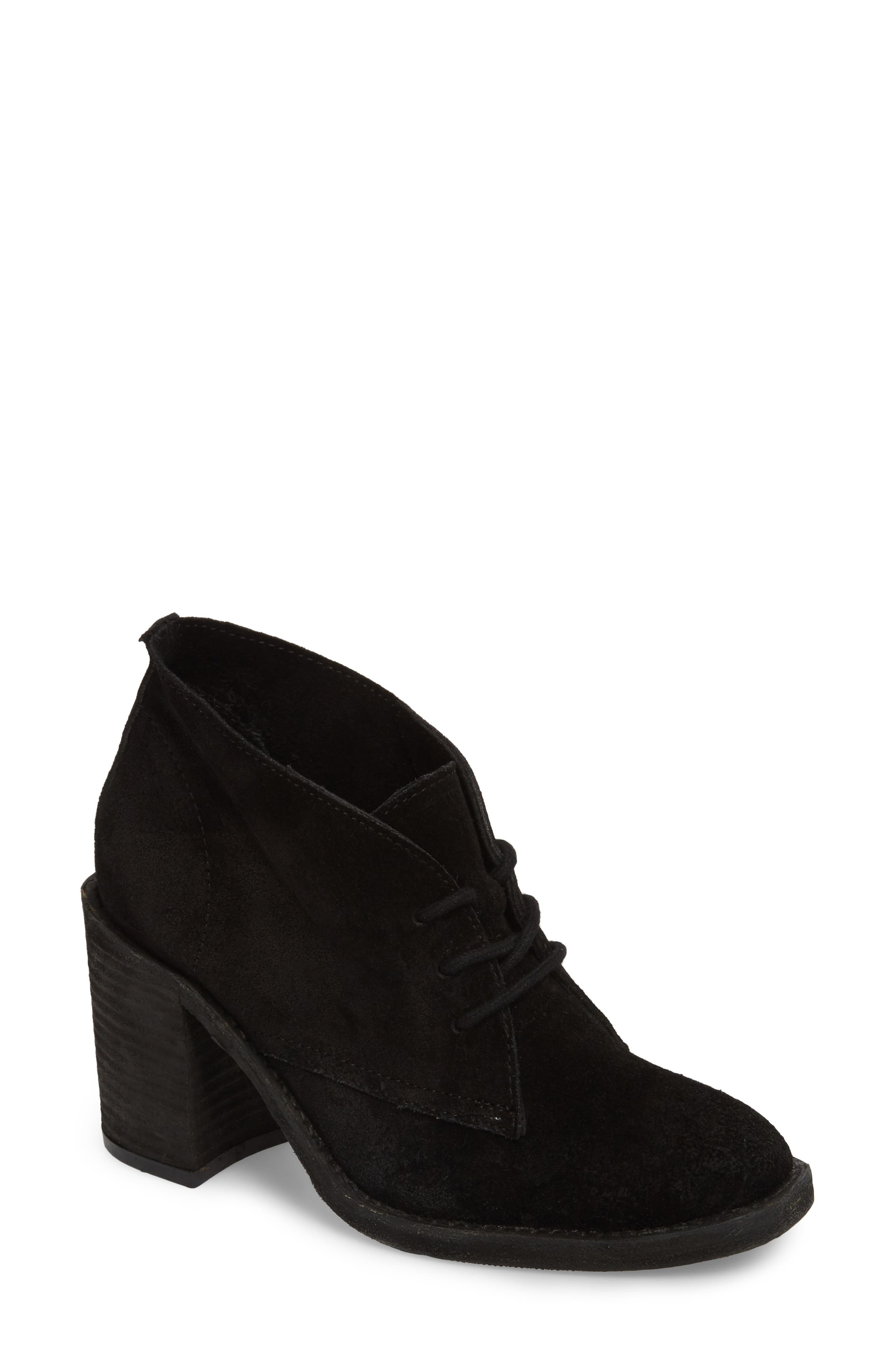 Alternate Image 1 Selected - Jeffrey Campbell Xavier-2 Derby Bootie (Women)