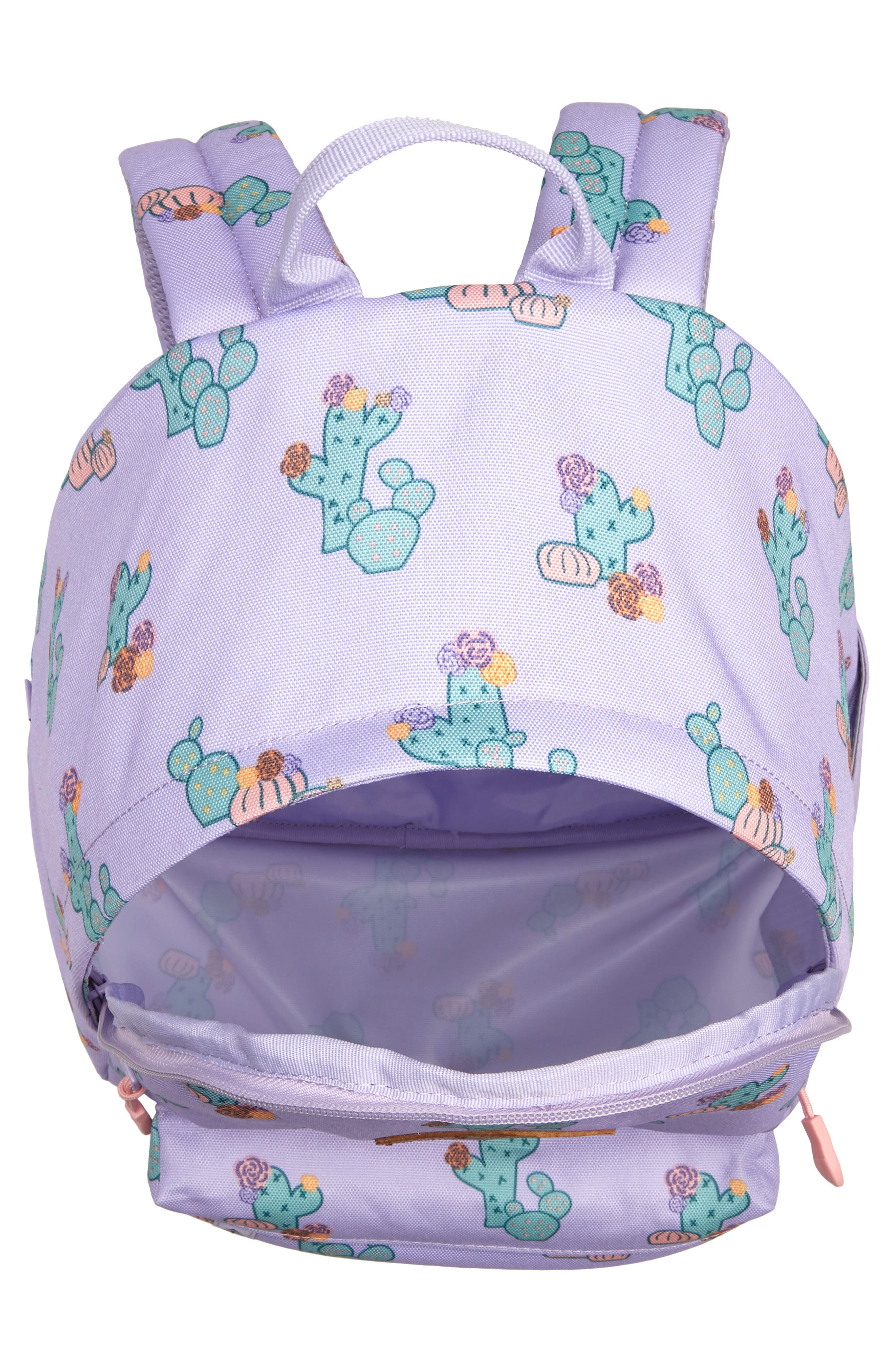 Bayside Cactus Flower Backpack,                             Alternate thumbnail 4, color,                             Cactus Flower