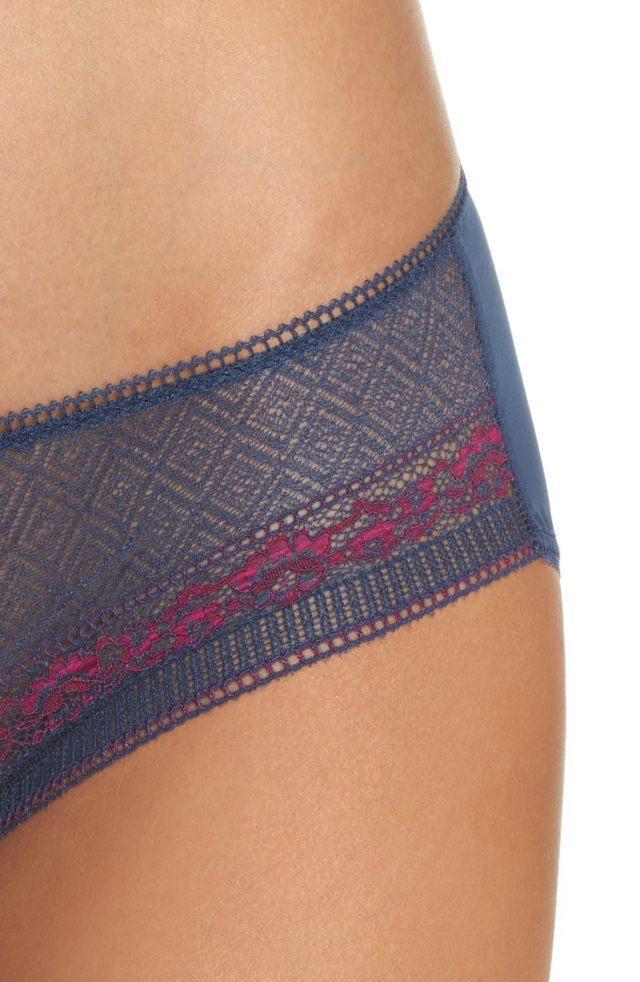 Alternate Image 9  - b.tempt'd by Wacoal Hipster Panties