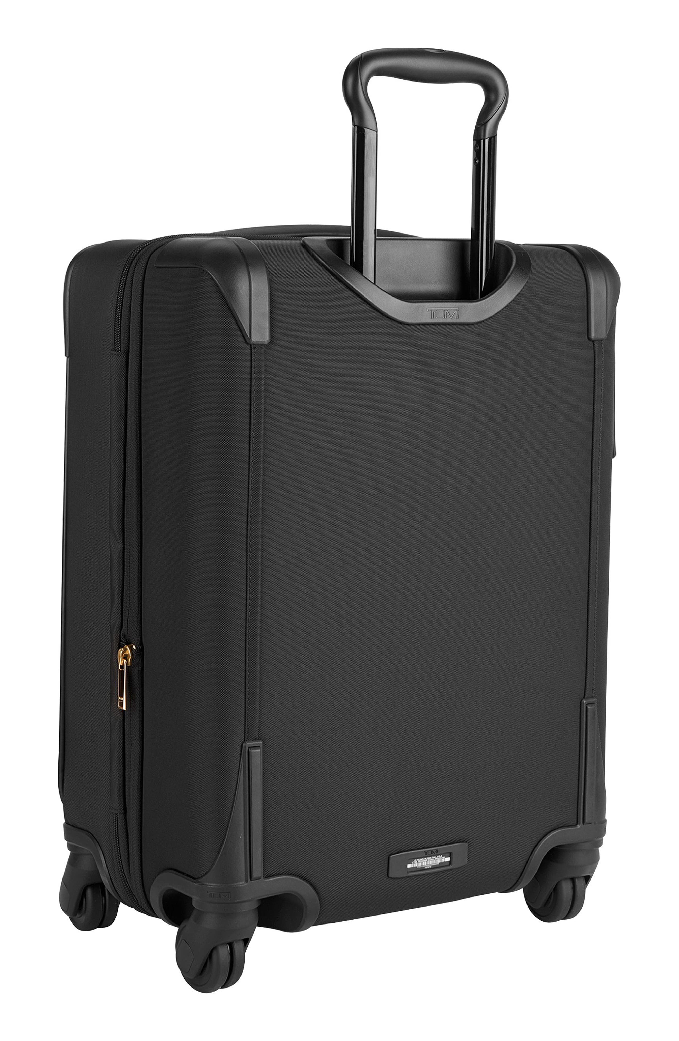 Alex 22-Inch Continental Carry-On,                             Alternate thumbnail 6, color,                             Black