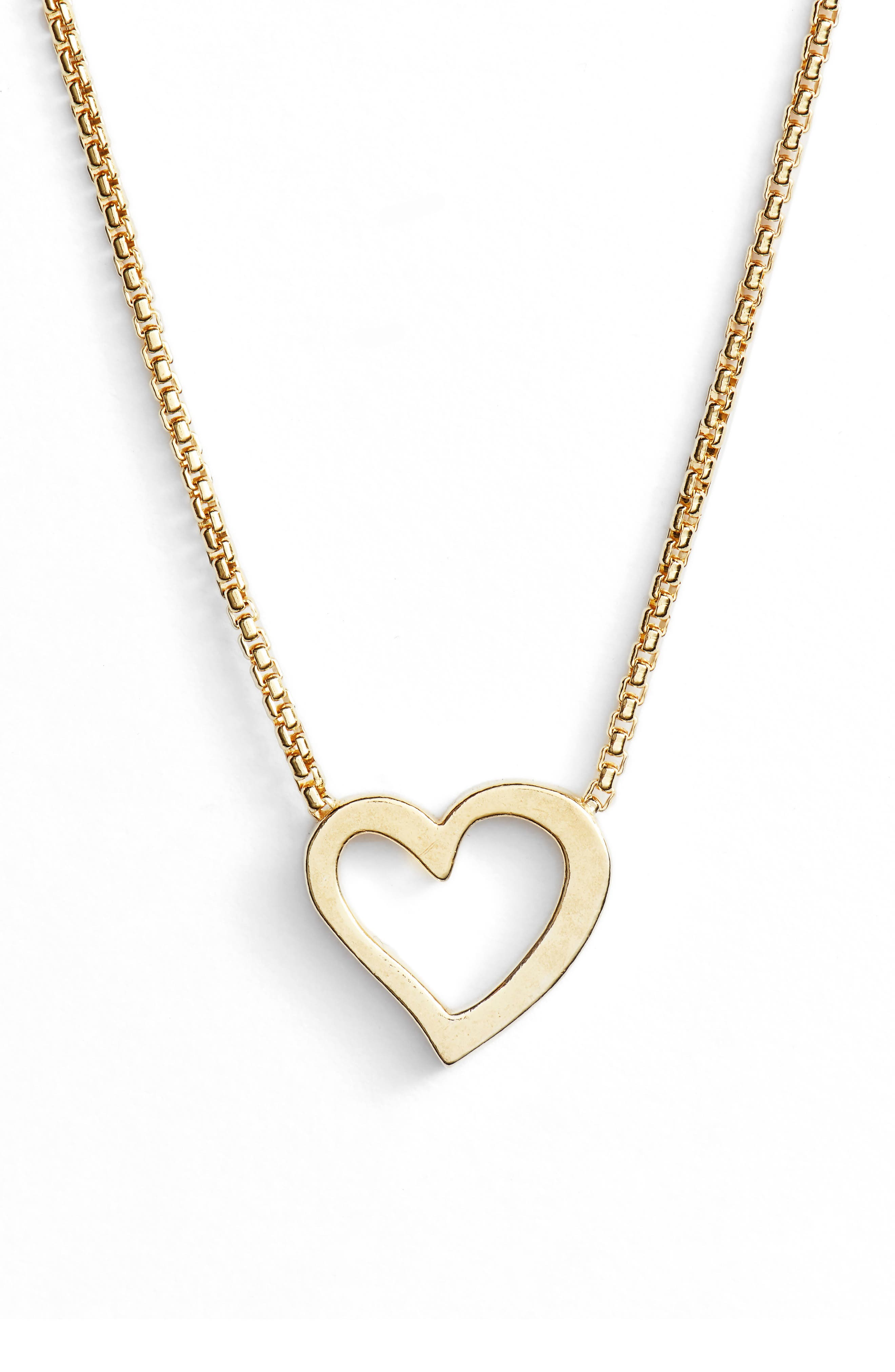 Alex and Ani Heart Necklace