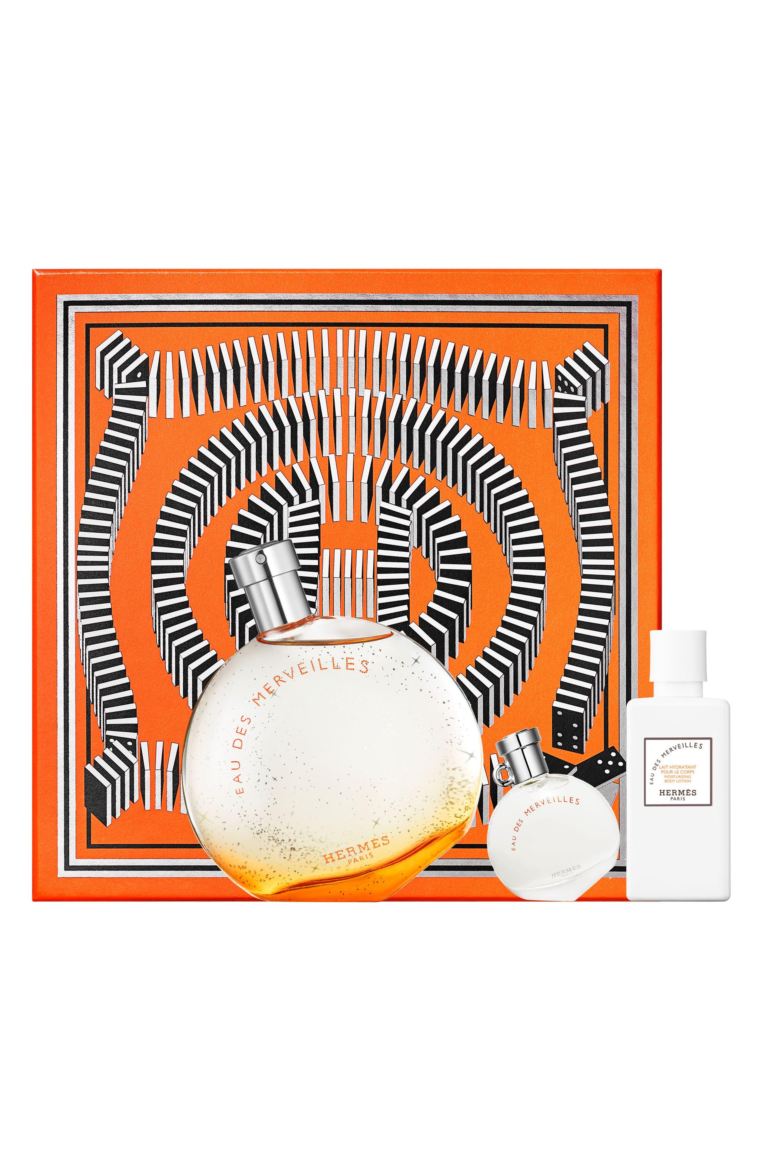 Hermès Eau des Merveilles - Eau de toilette gift set