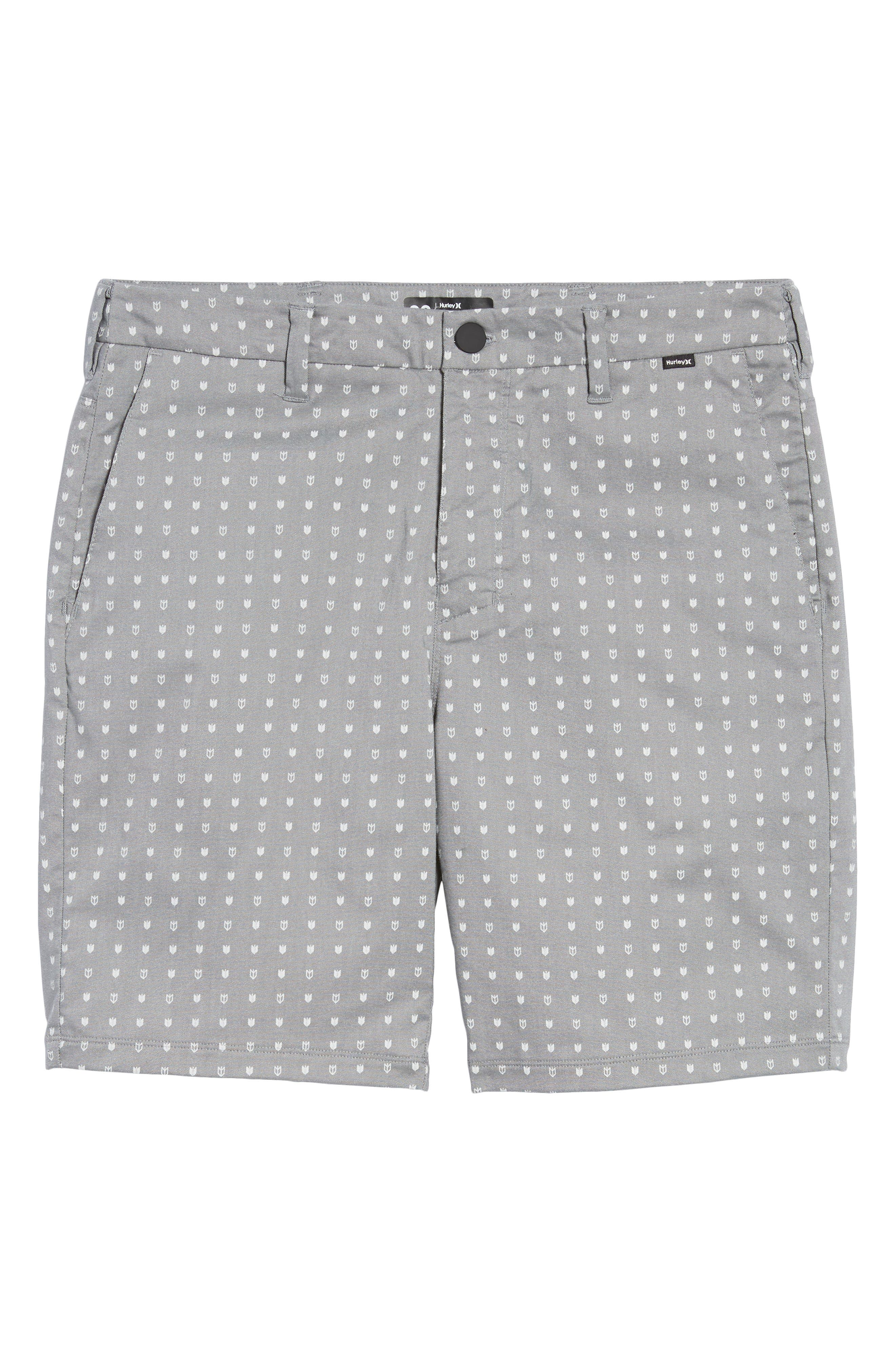 Dri-FIT JJF x Sig Zane Shorts,                             Alternate thumbnail 6, color,                             Cool Grey