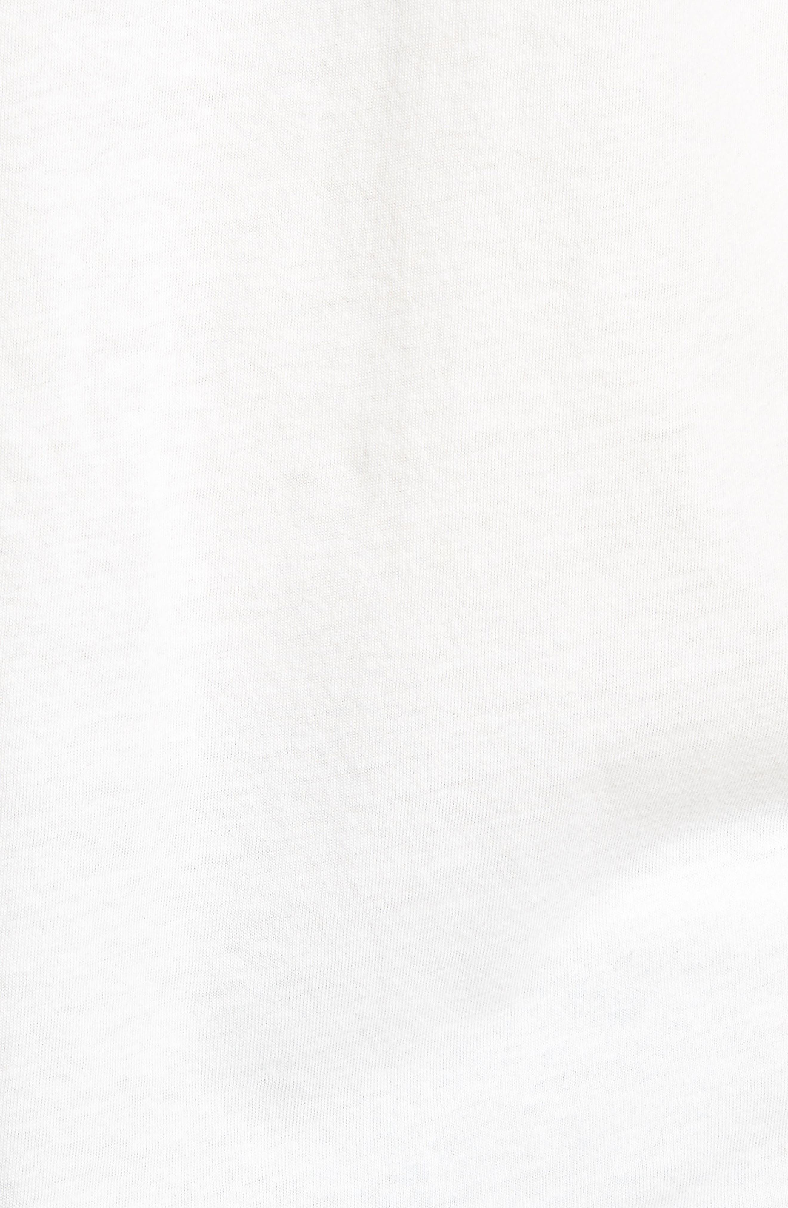Kelsey ANP Motors T-Shirt,                             Alternate thumbnail 5, color,                             Ivory