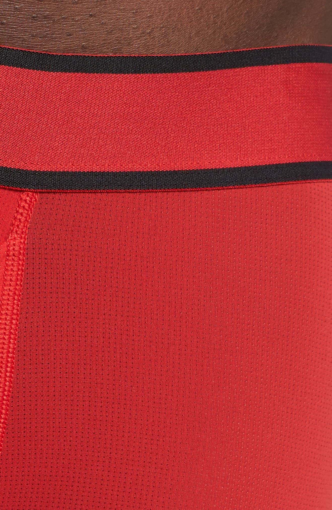 Air Boxer Briefs,                             Alternate thumbnail 4, color,                             Revolution Red