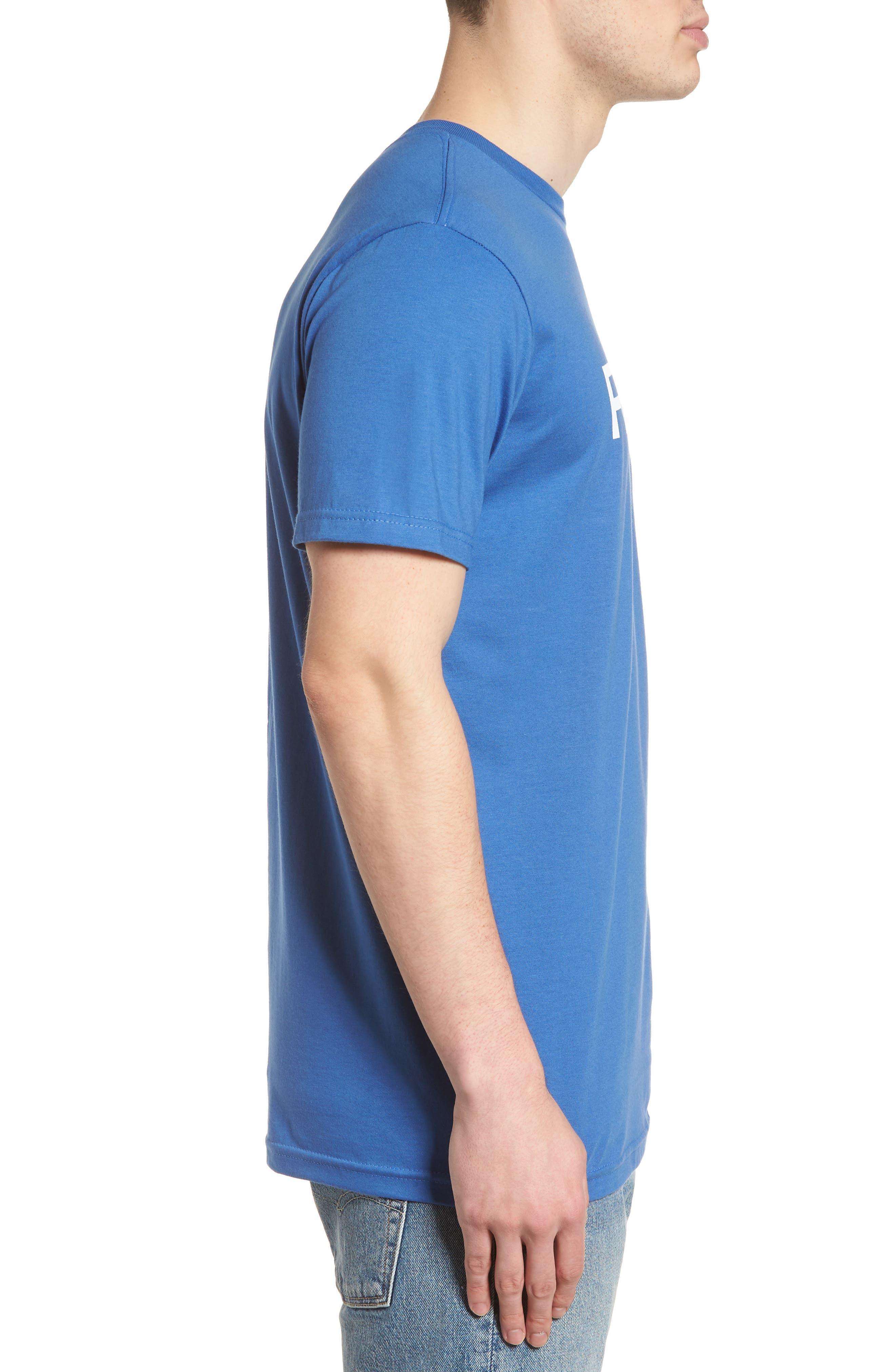 Alternate Image 3  - RVCA Big RVCA Graphic T-Shirt
