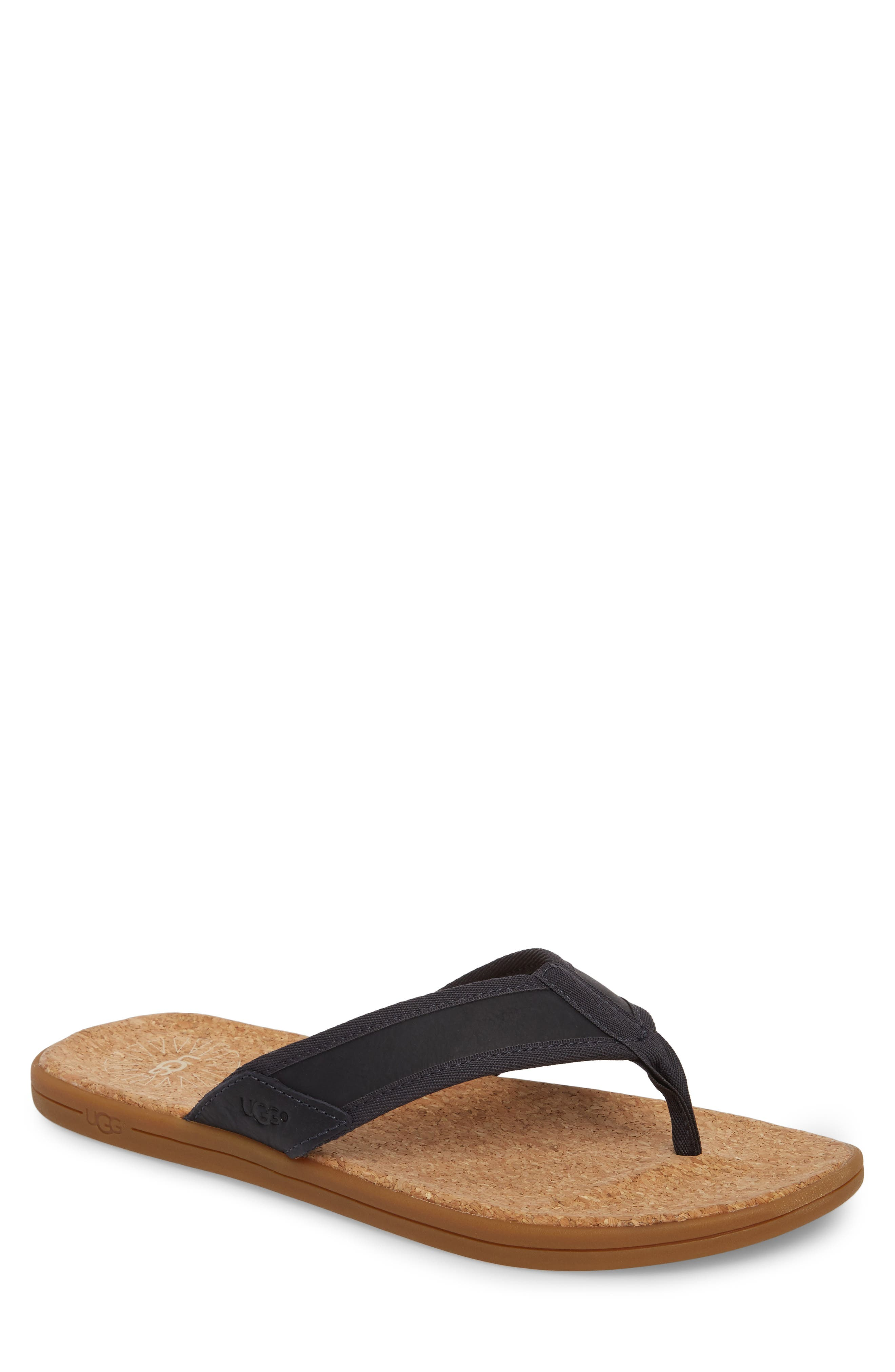 Seaside Flip Flop,                         Main,                         color, Navy