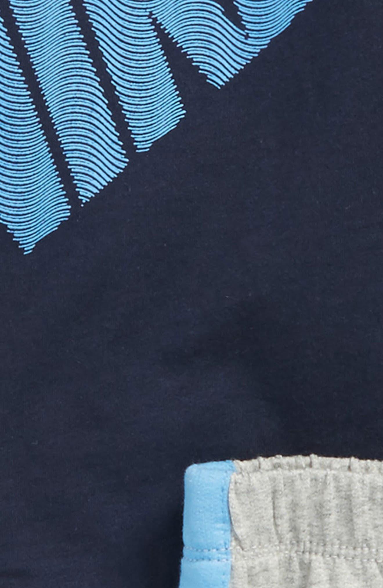 Alternate Image 2  - Nike DNA 3-Piece Bodysuit & Pants Set (Baby Boys)