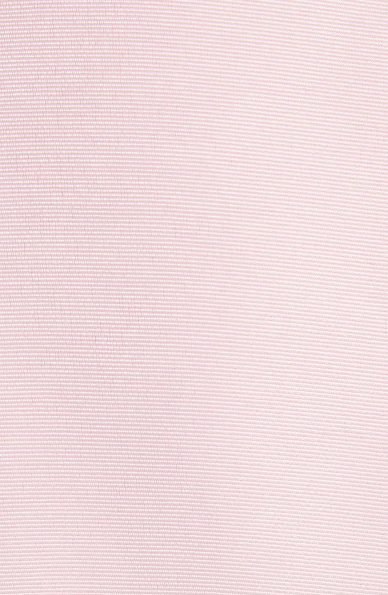 Embellished Skater Dress,                             Alternate thumbnail 5, color,                             Baby Pink