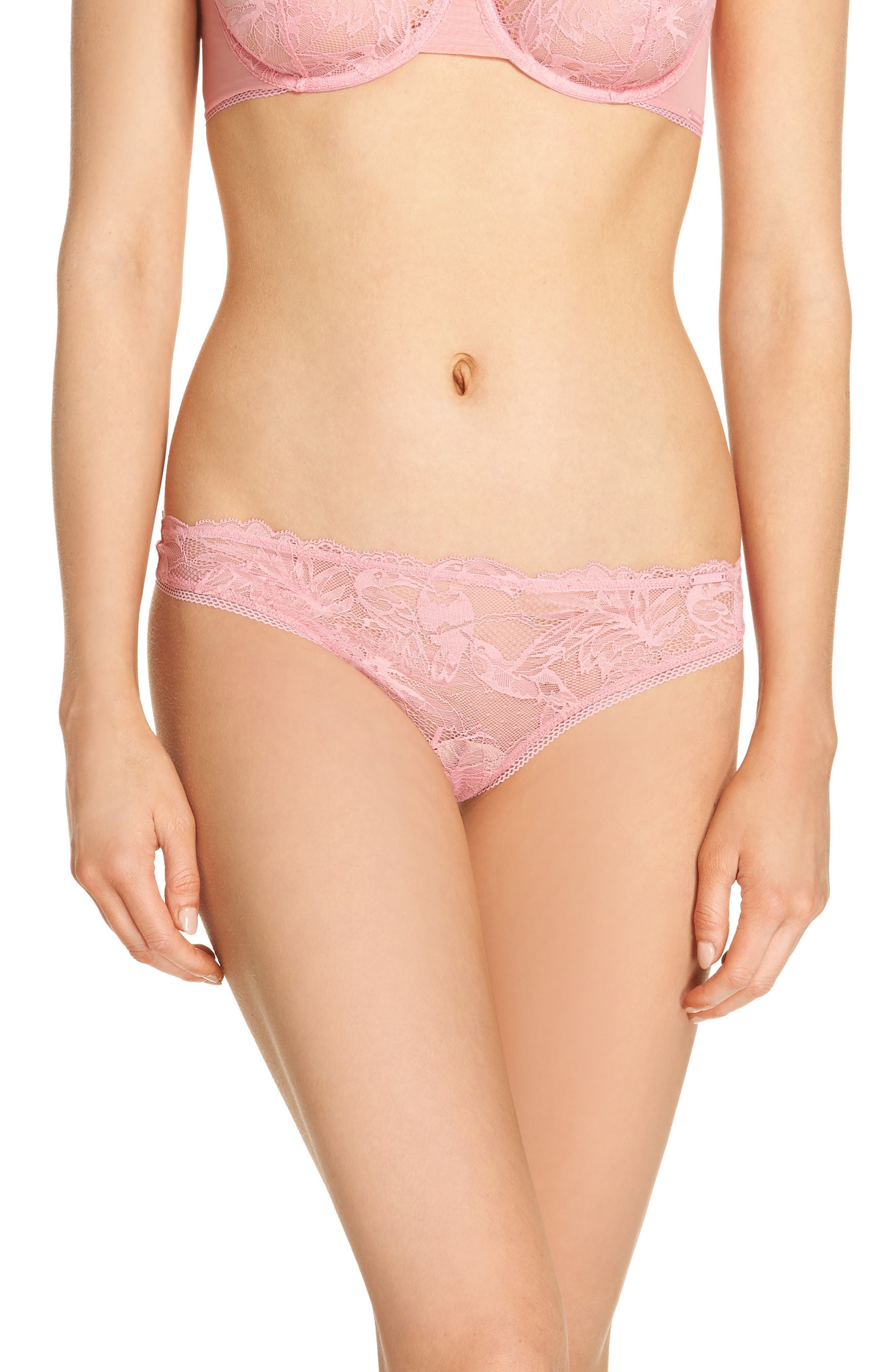 Calvin Klein Bird Lace Thong