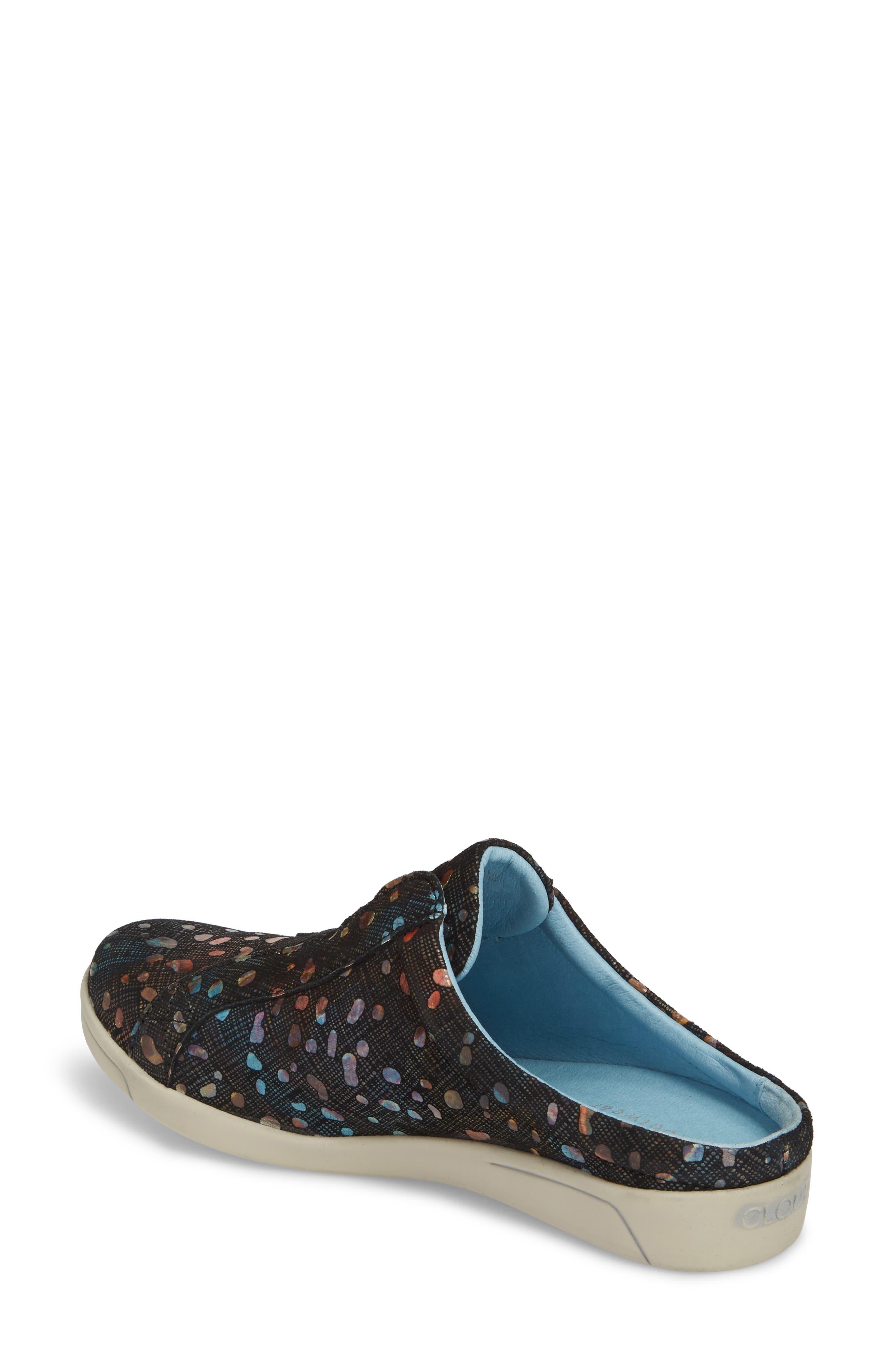 Arizona Fantasy Mule Sneaker,                             Alternate thumbnail 2, color,                             Bubble Leather