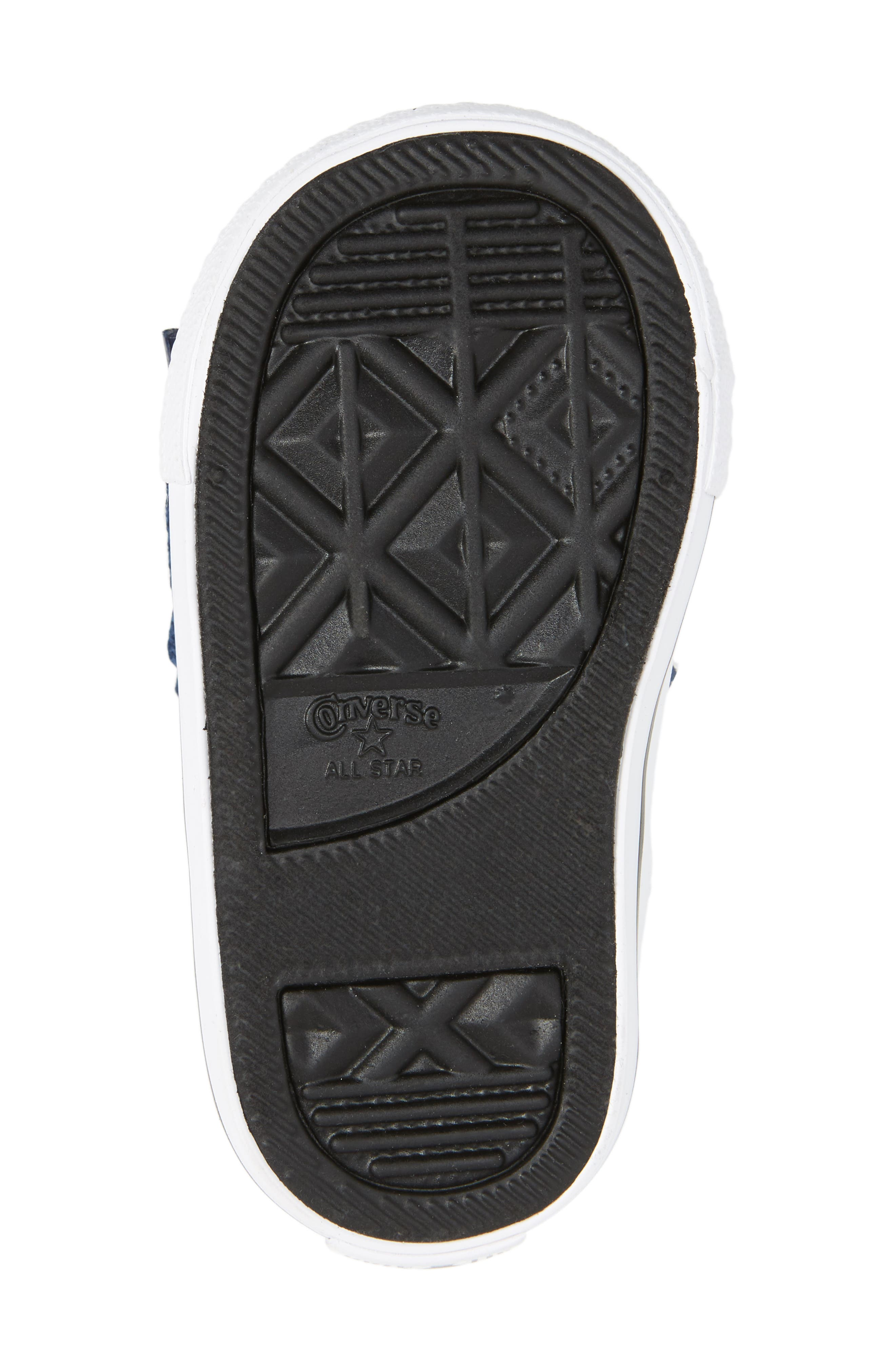 Chuck Taylor<sup>®</sup> All Star<sup>®</sup> High Street Slip-On Sneaker,                             Alternate thumbnail 6, color,                             Glacier Grey