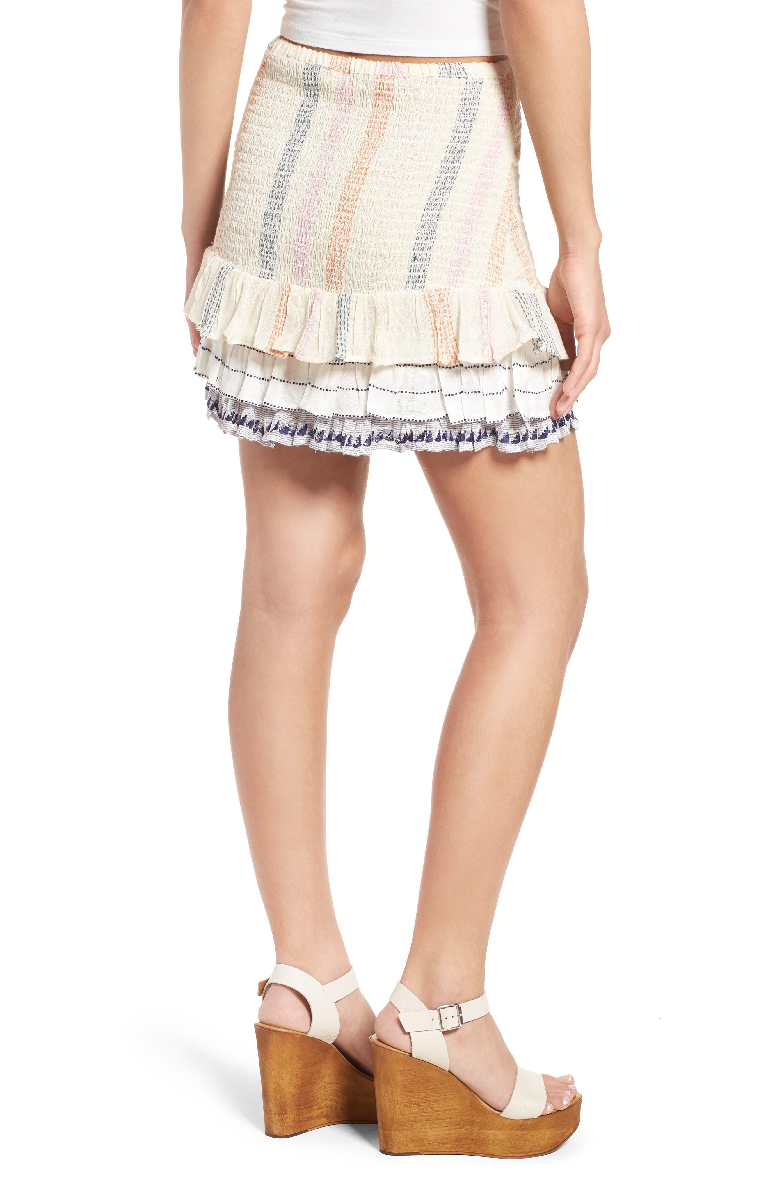 Alternate Image 3  - Tularosa Drea Miniskirt