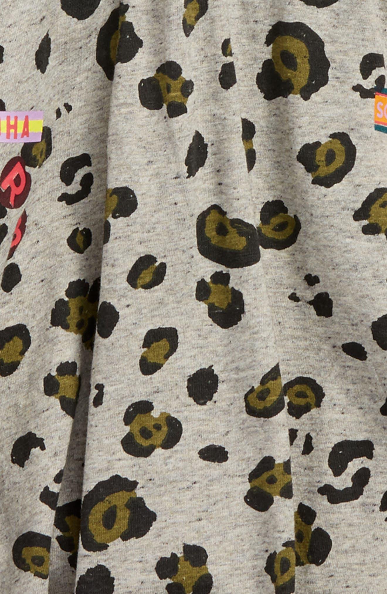 Scotch R'Belle Print Jersey Skirt,                             Alternate thumbnail 2, color,                             596 Q Animal
