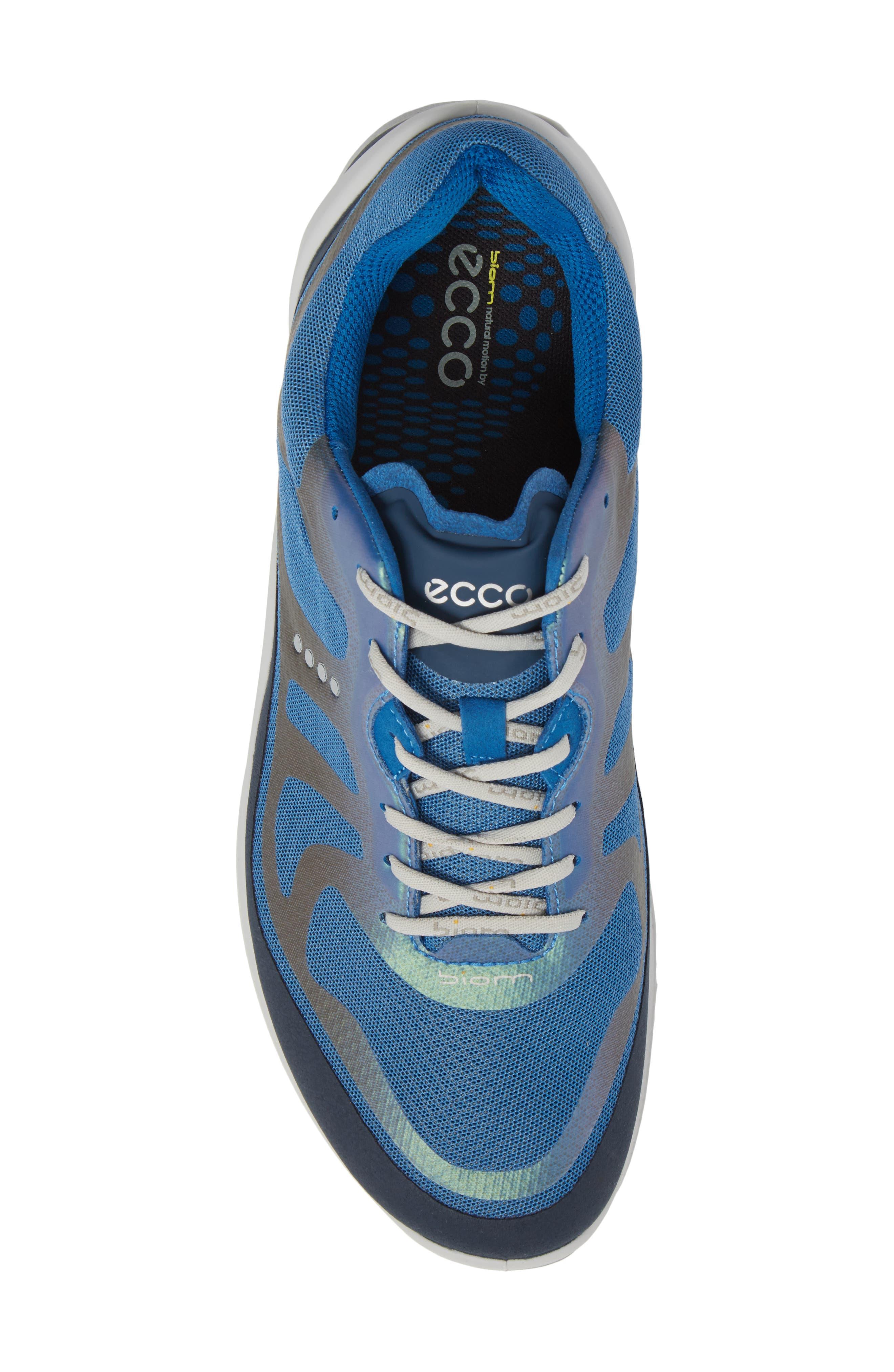 Alternate Image 4  - ECCO BIOM Fjuel Tie Sneaker (Men)