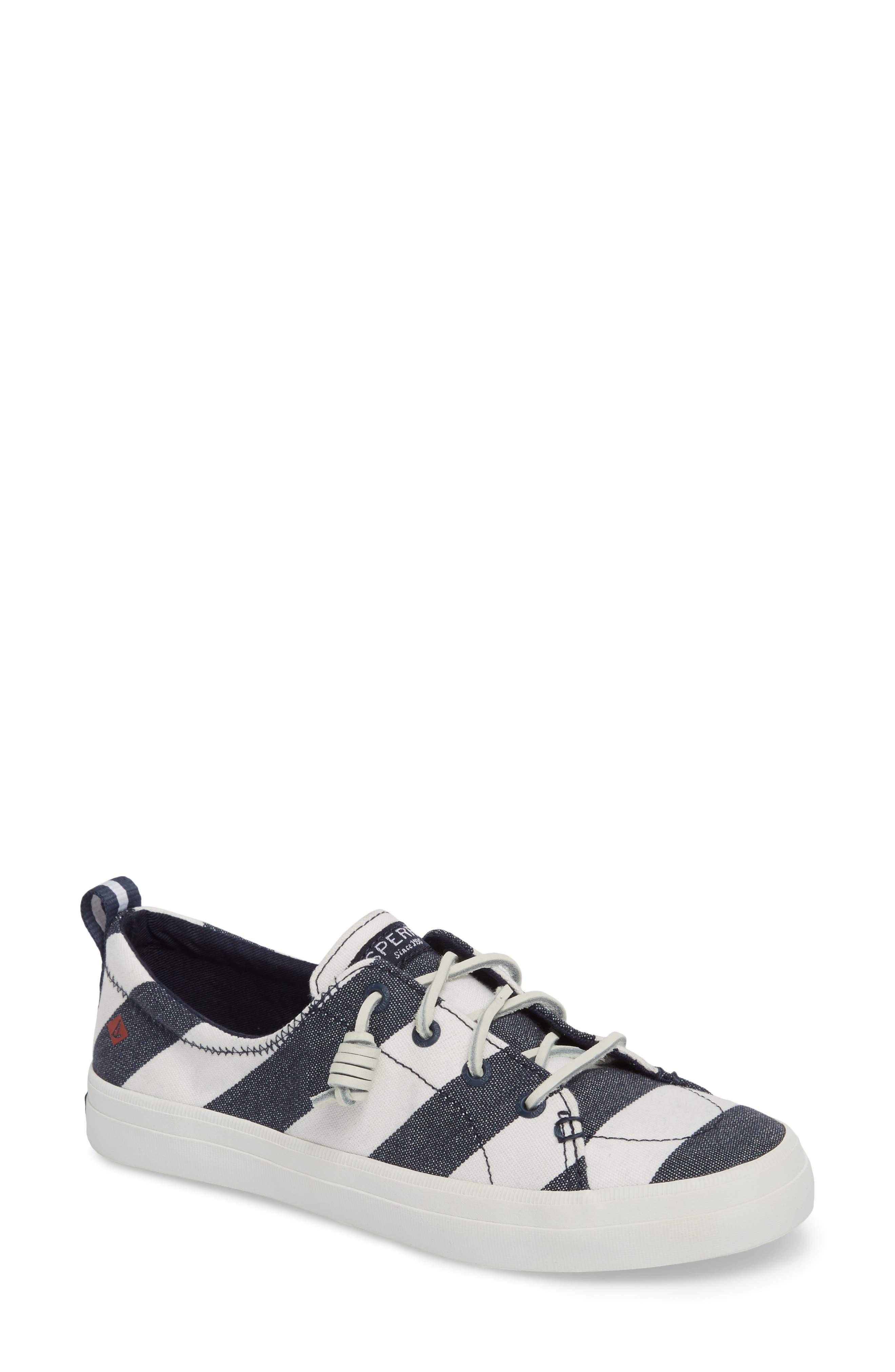 Alternate Image 1 Selected - Sperry Crest Vibe Slip-On Sneaker (Women)