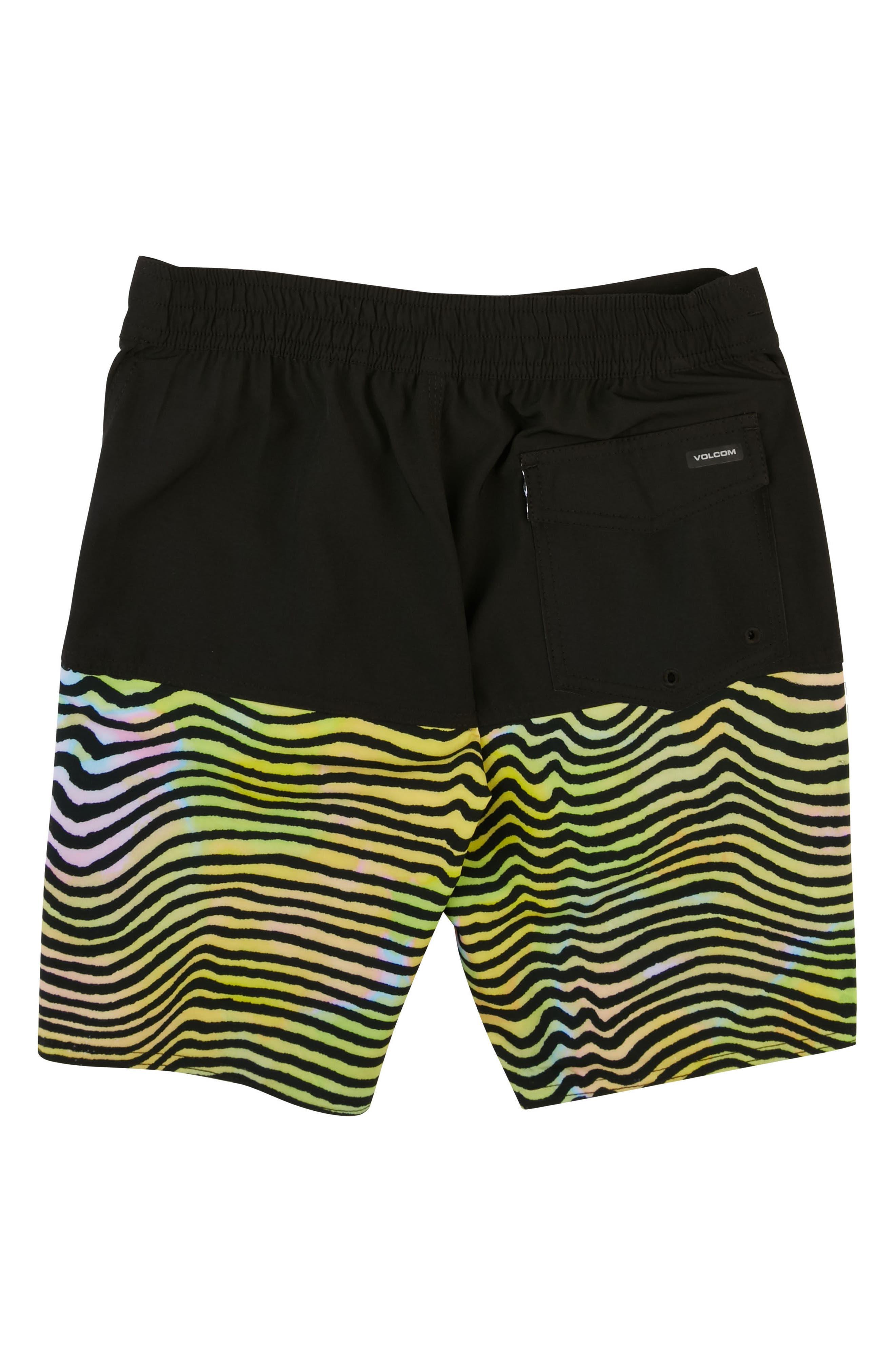 Vibes Board Shorts,                             Alternate thumbnail 2, color,                             Multi