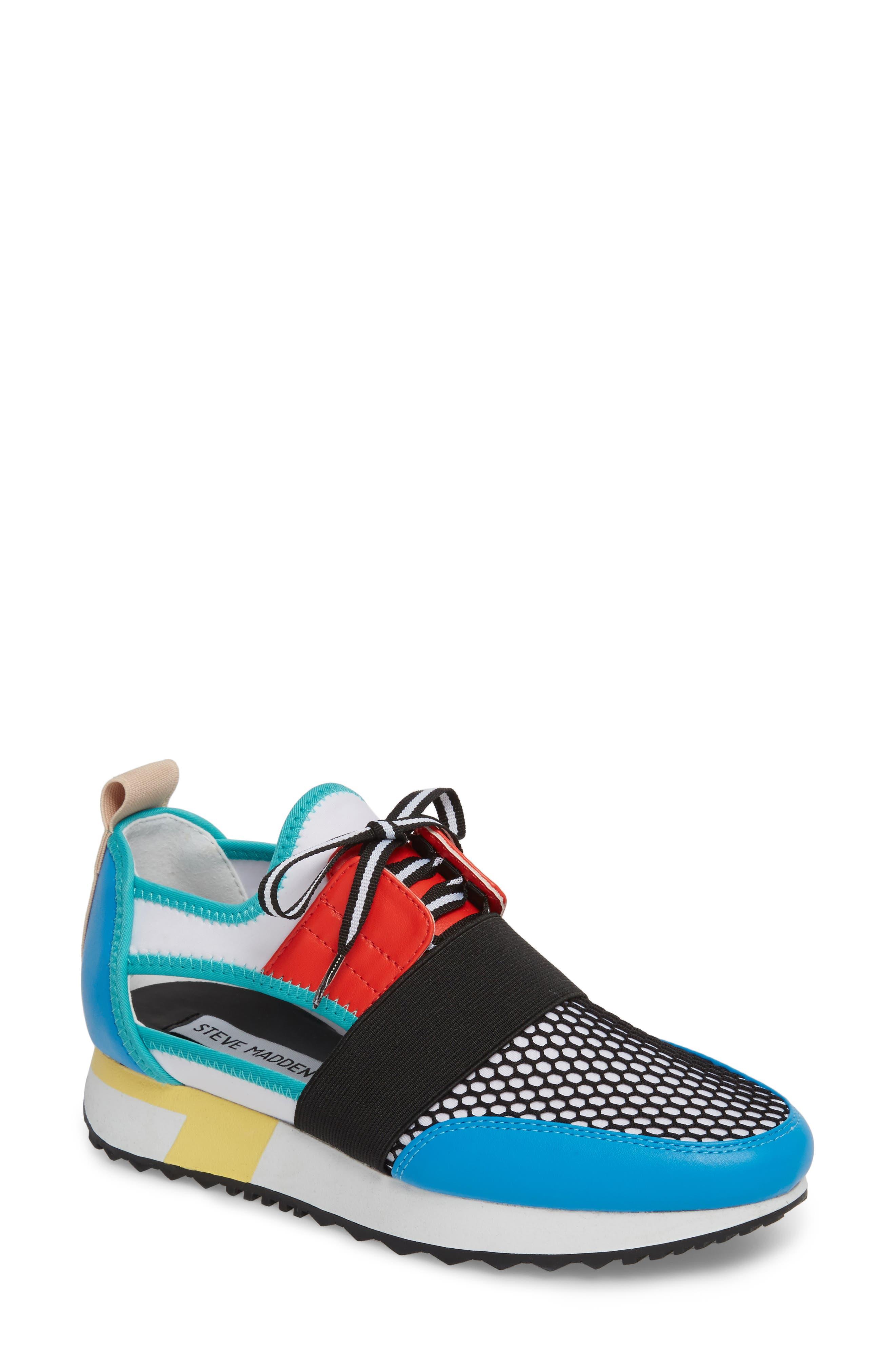 Arctic Sneaker,                             Main thumbnail 1, color,                             Bright Multi