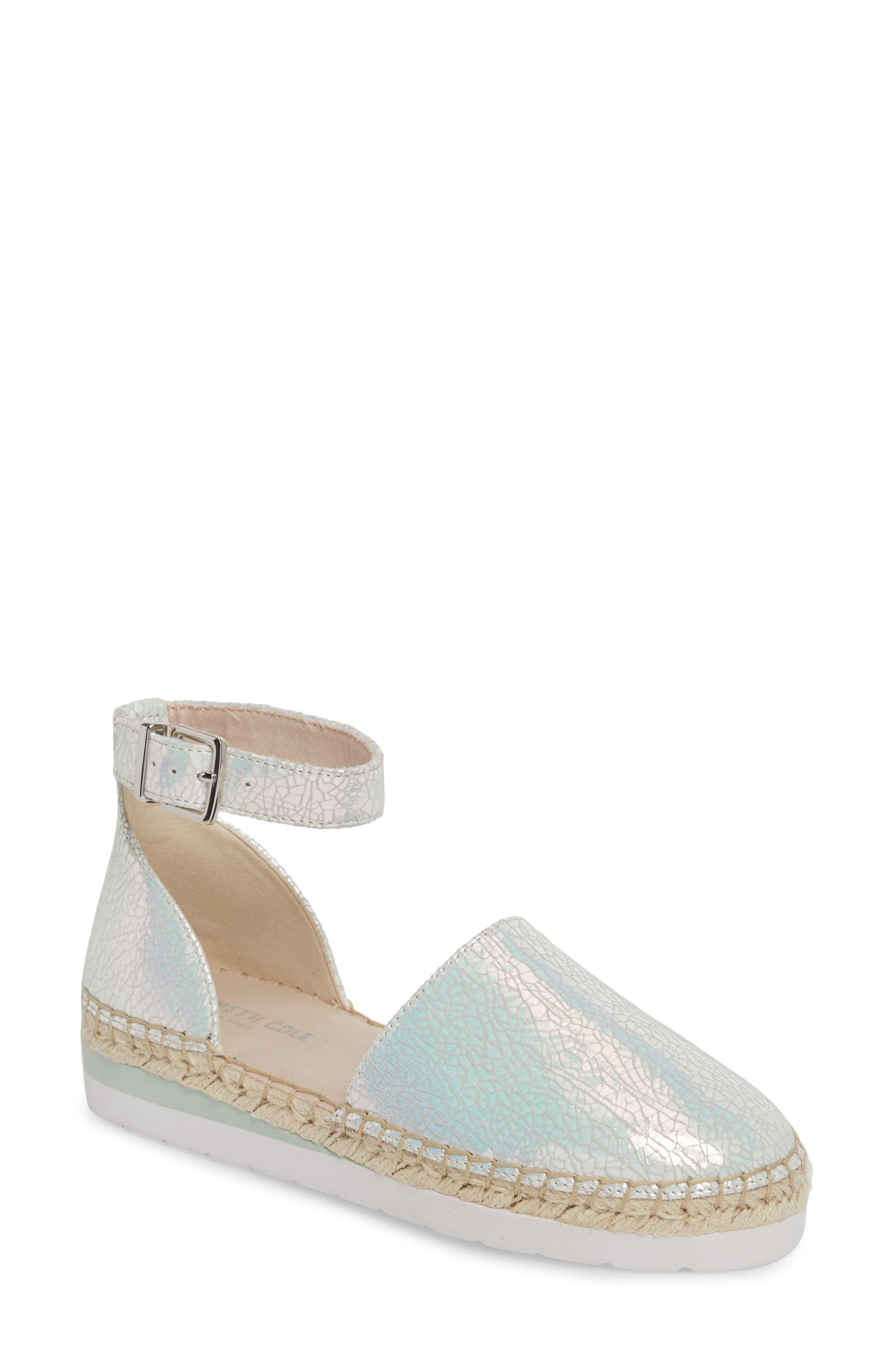 Kenneth Cole New York Babbott Platform Espadrille Sandal (Women)