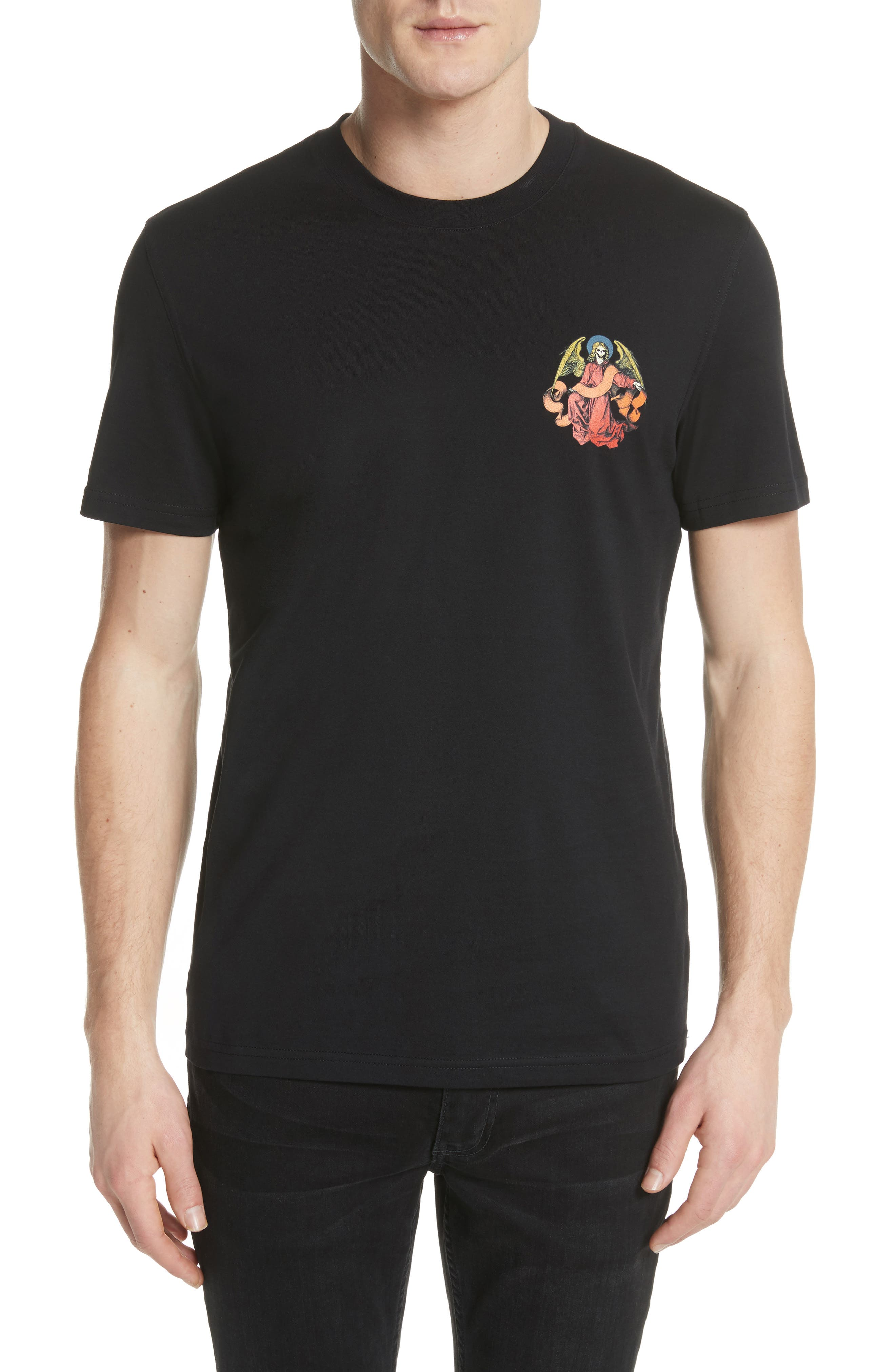 Givenchy Underworld Graphic T-Shirt