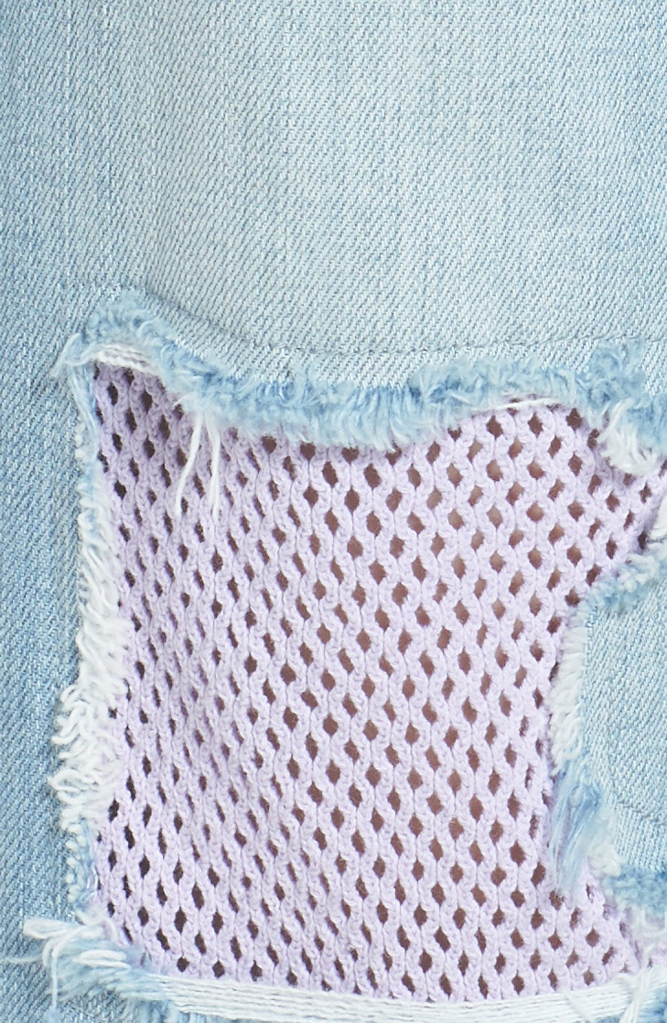 Cameron Slim Boyfriend Jeans,                             Alternate thumbnail 6, color,                             Esgl Second Quarter