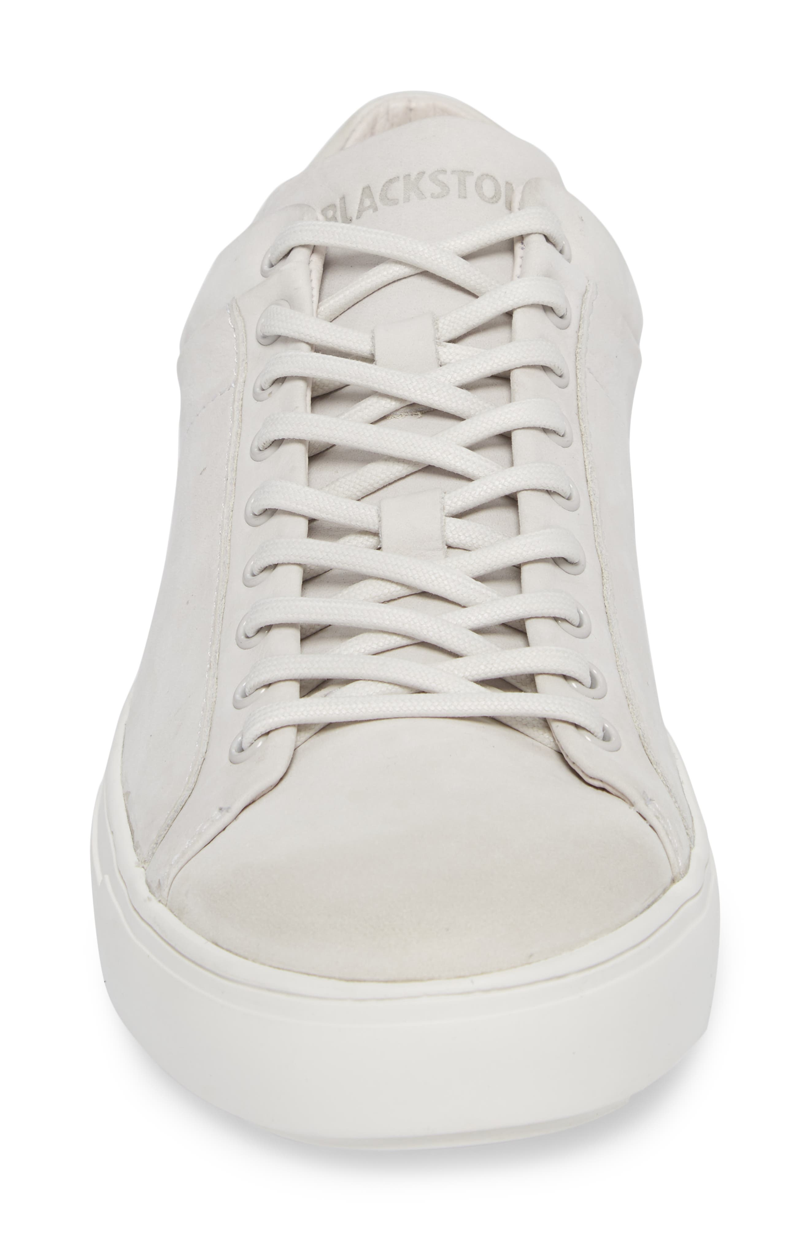 PM56 Low Top Sneaker,                             Alternate thumbnail 4, color,                             Wind Chime Leather