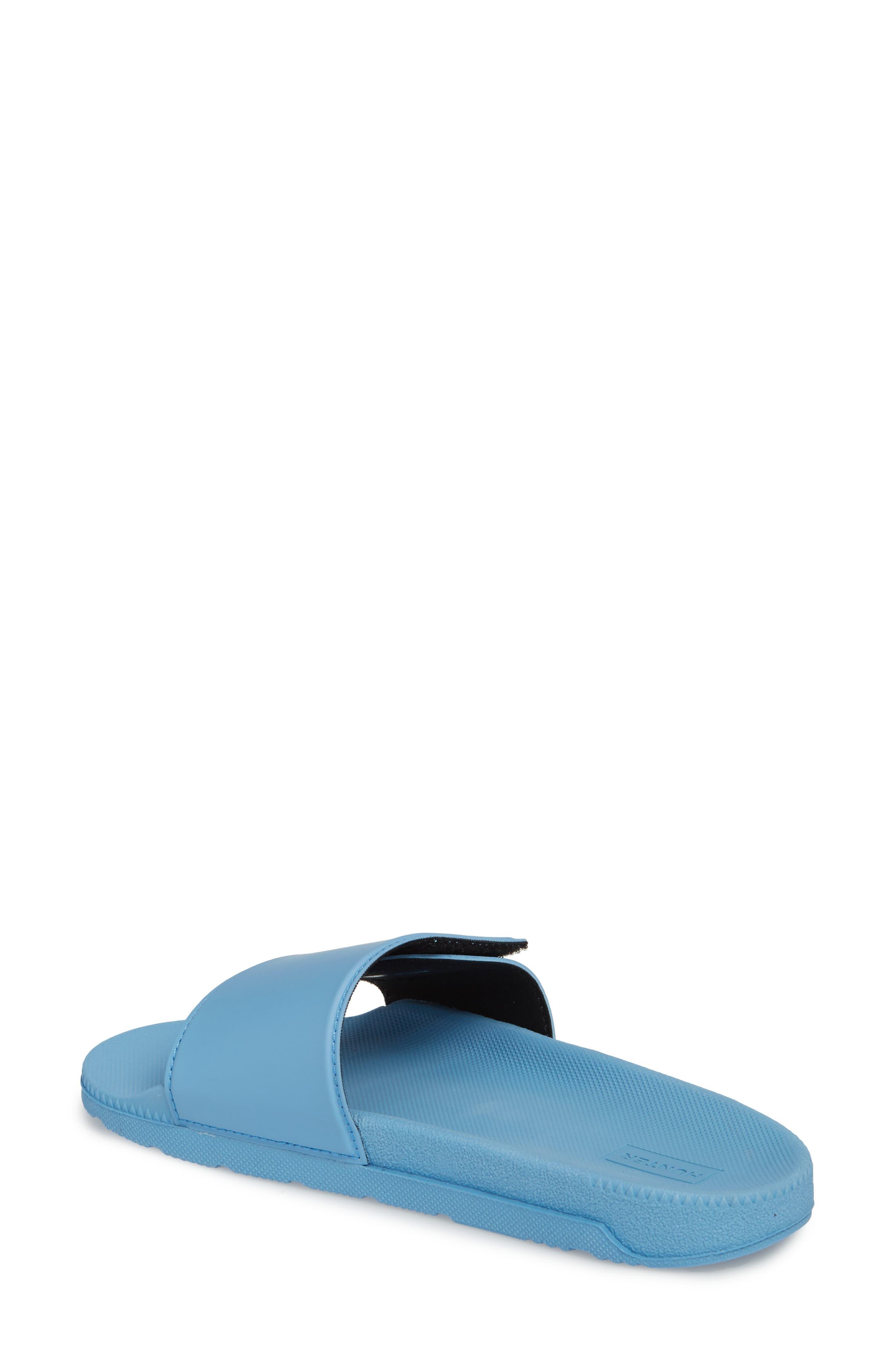 Original Adjustable Slide Sandal,                             Alternate thumbnail 2, color,                             Forget Me Not Blue