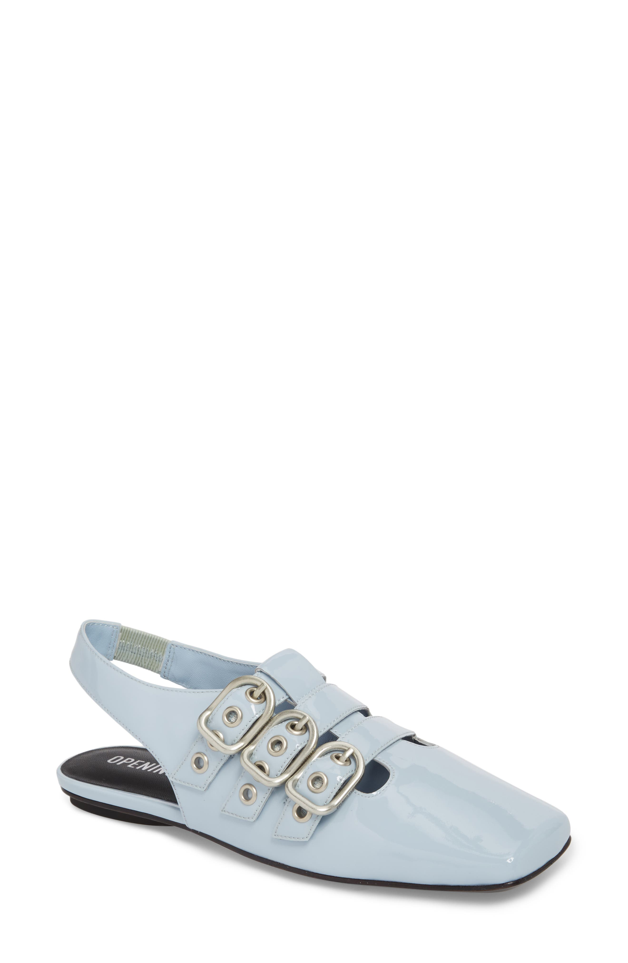 Opening Ceremony Assata Buckle Flat (Women)